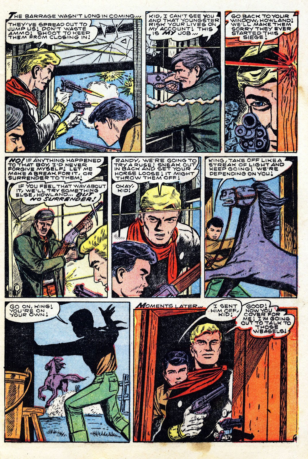 The Rawhide Kid (1955) issue 12 - Page 13