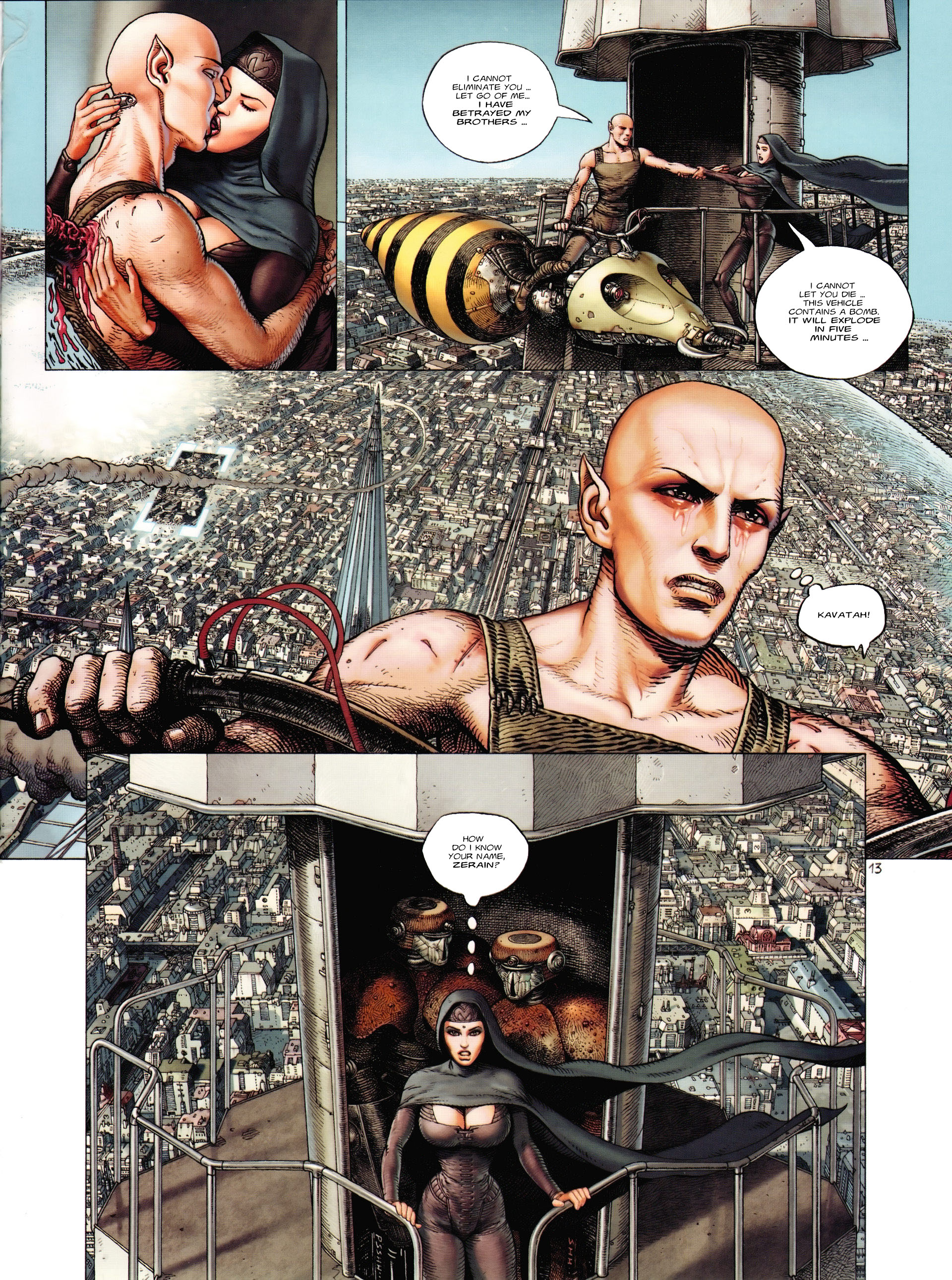 Read online Megalex (2014) comic -  Issue #3 - 16