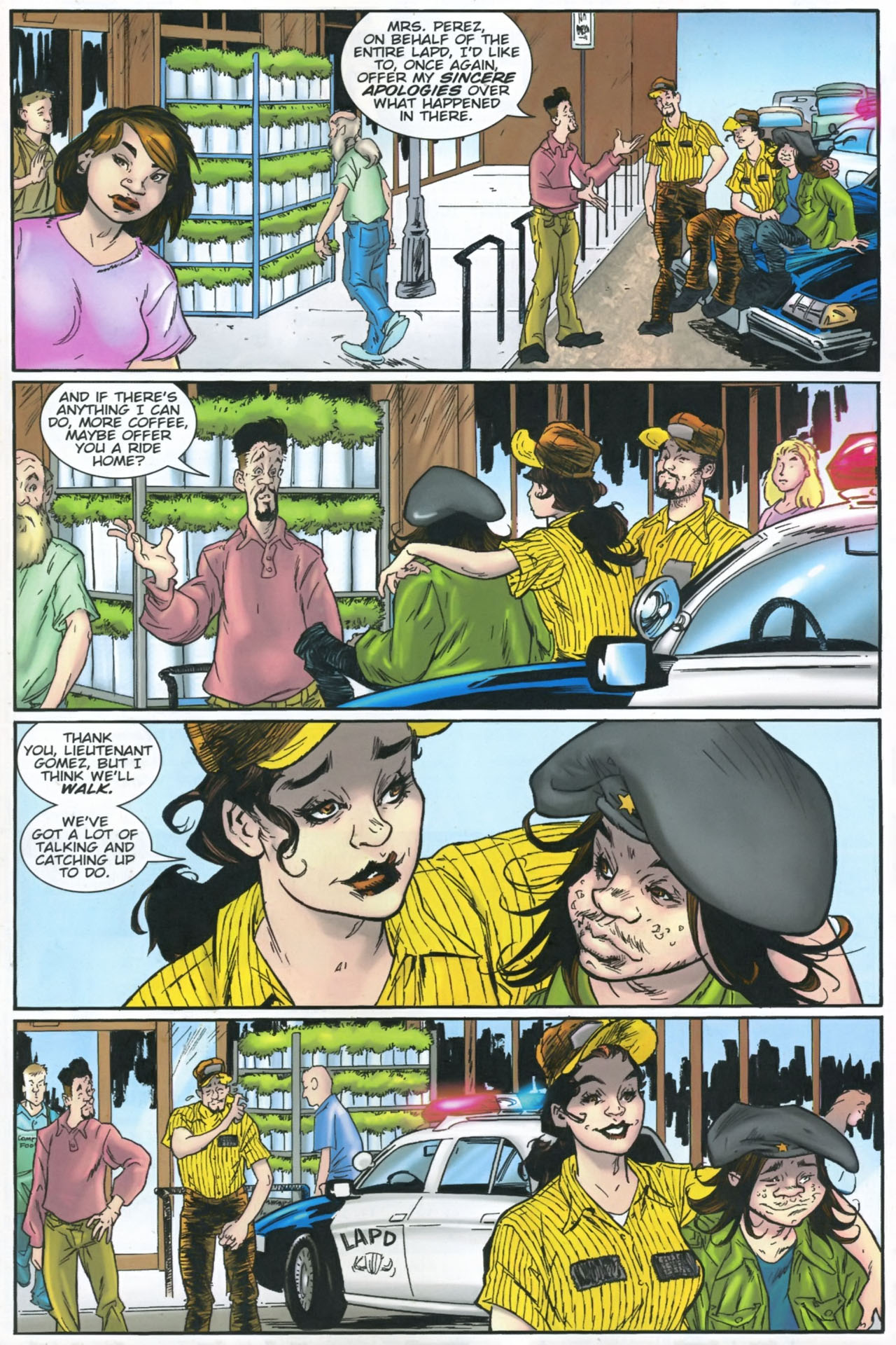Read online The Exterminators comic -  Issue #27 - 21