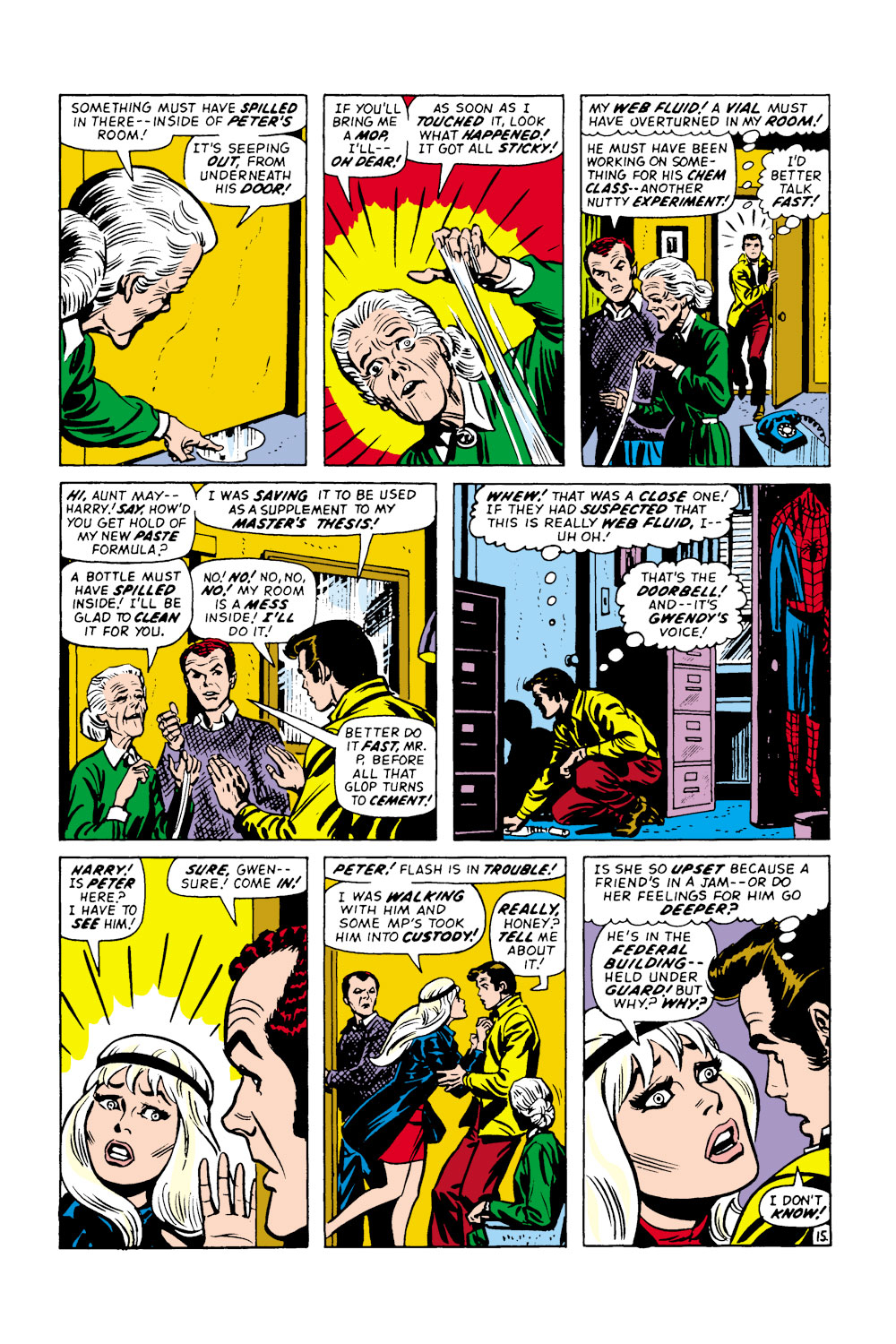 The Amazing Spider-Man (1963) 108 Page 15