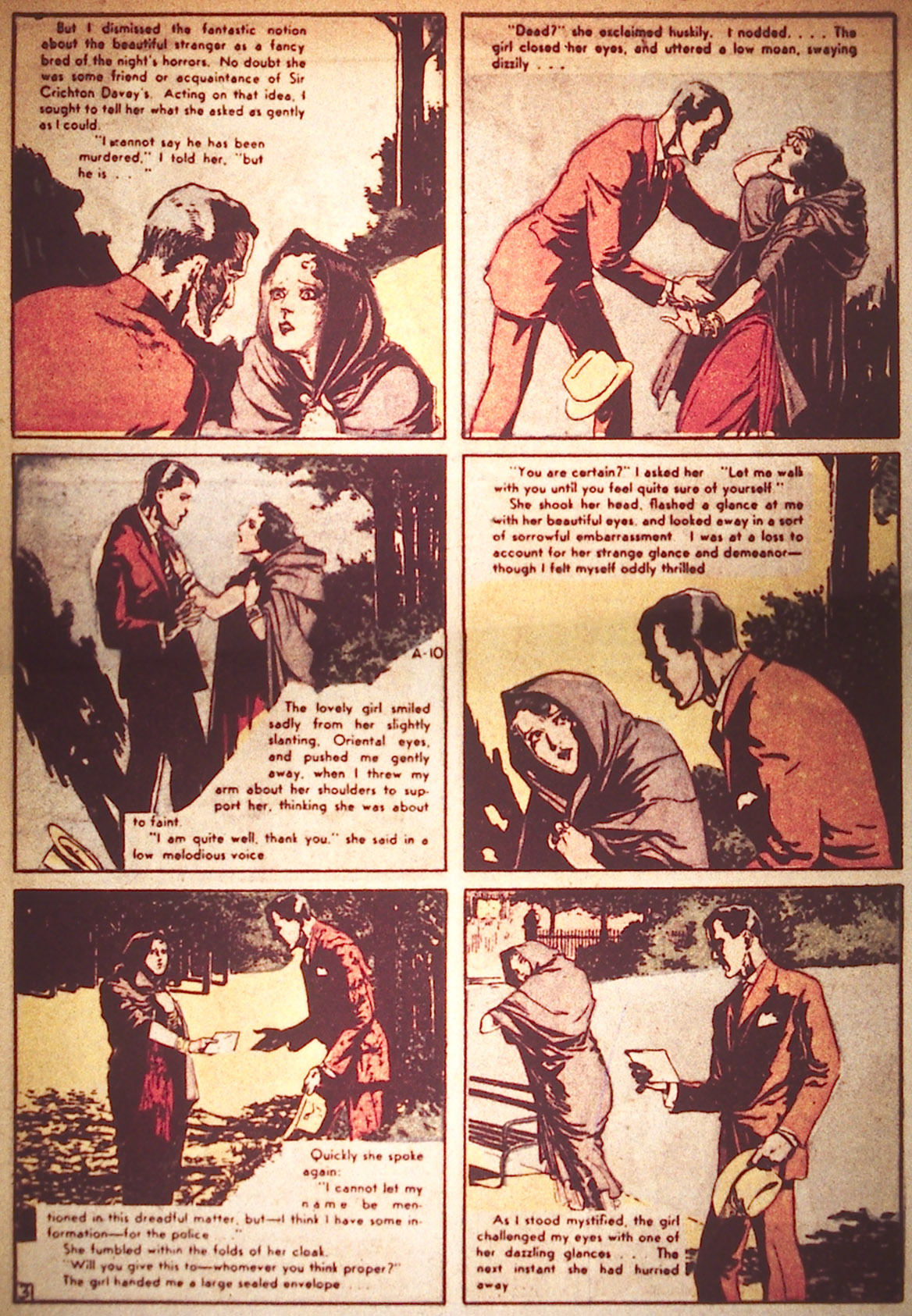 Read online Detective Comics (1937) comic -  Issue #18 - 24