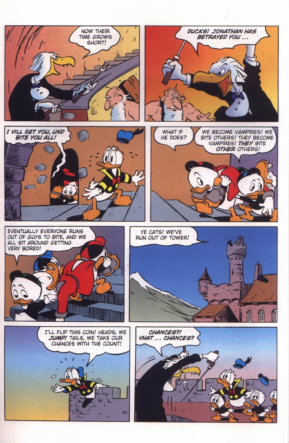Read online Uncle Scrooge (1953) comic -  Issue #313 - 27