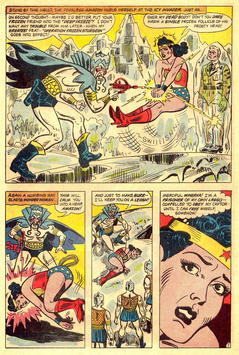 Read online Wonder Woman (1942) comic -  Issue #162 - 28