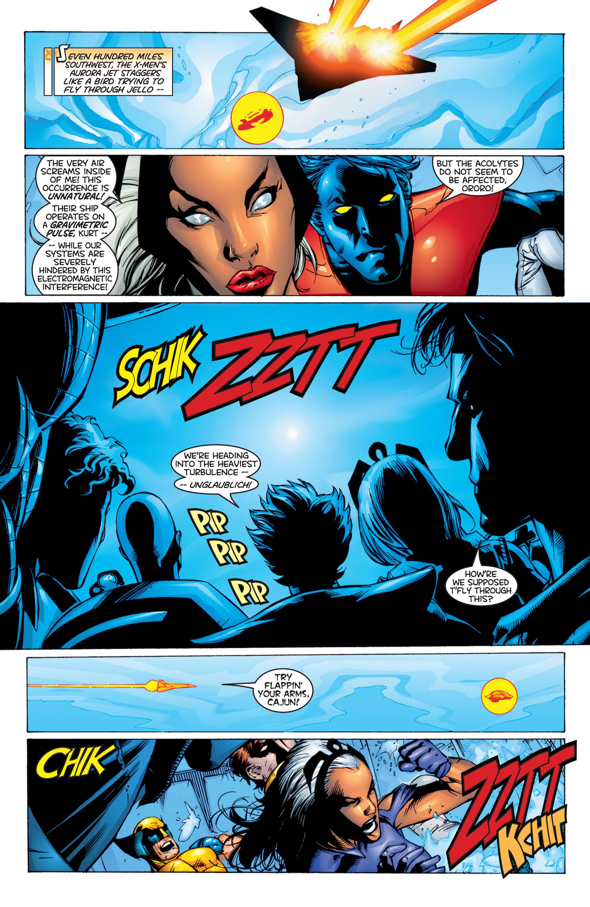 Read online Uncanny X-Men (1963) comic -  Issue #366 - 20