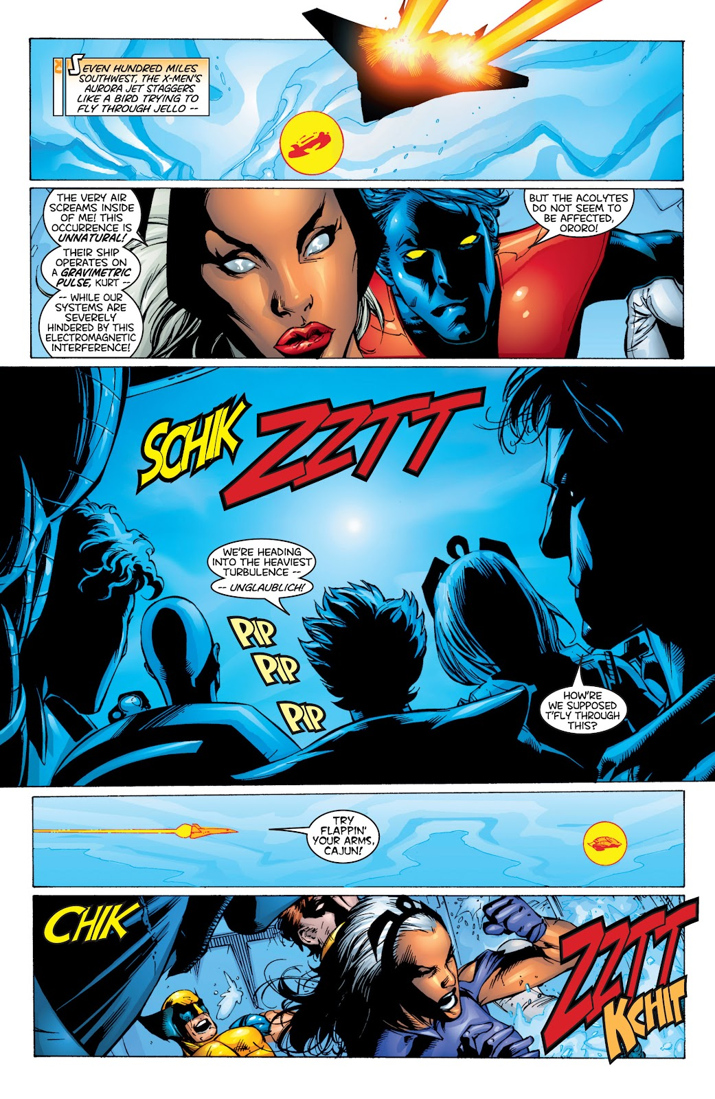Uncanny X-Men (1963) issue 366 - Page 20