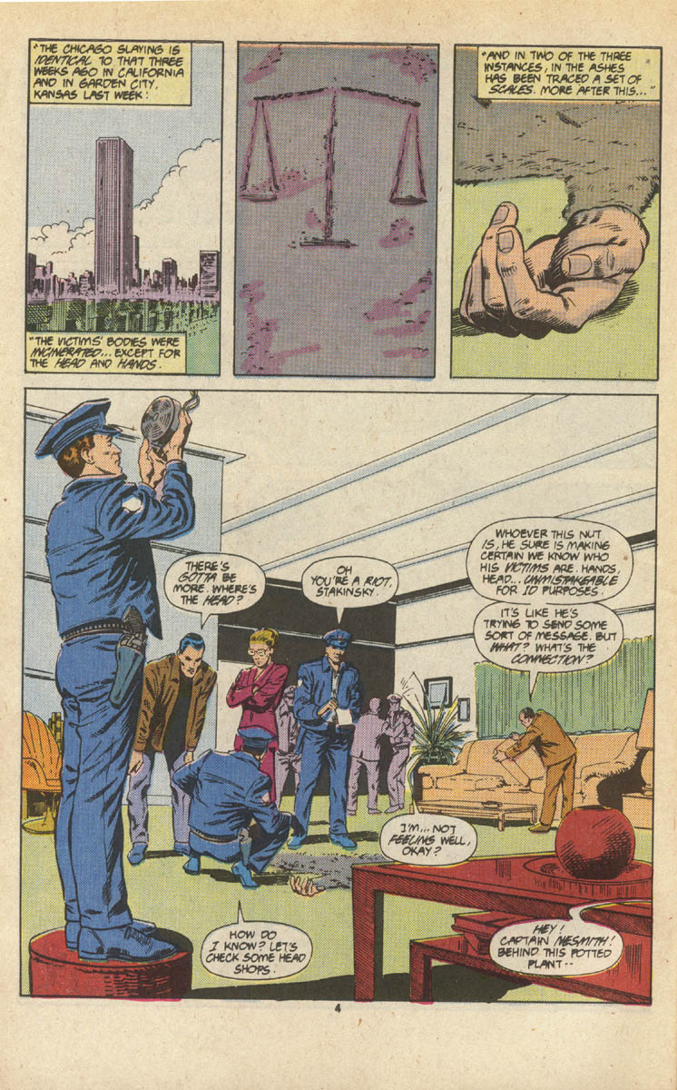 Read online Justice (1986) comic -  Issue #16 - 5
