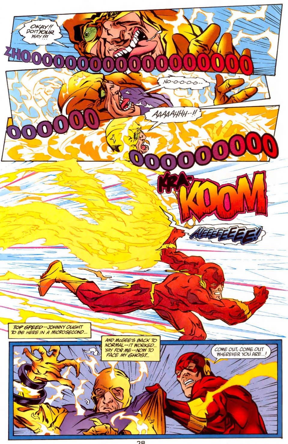 Read online The Flash (1987) comic -  Issue # _Annual 11 - 29