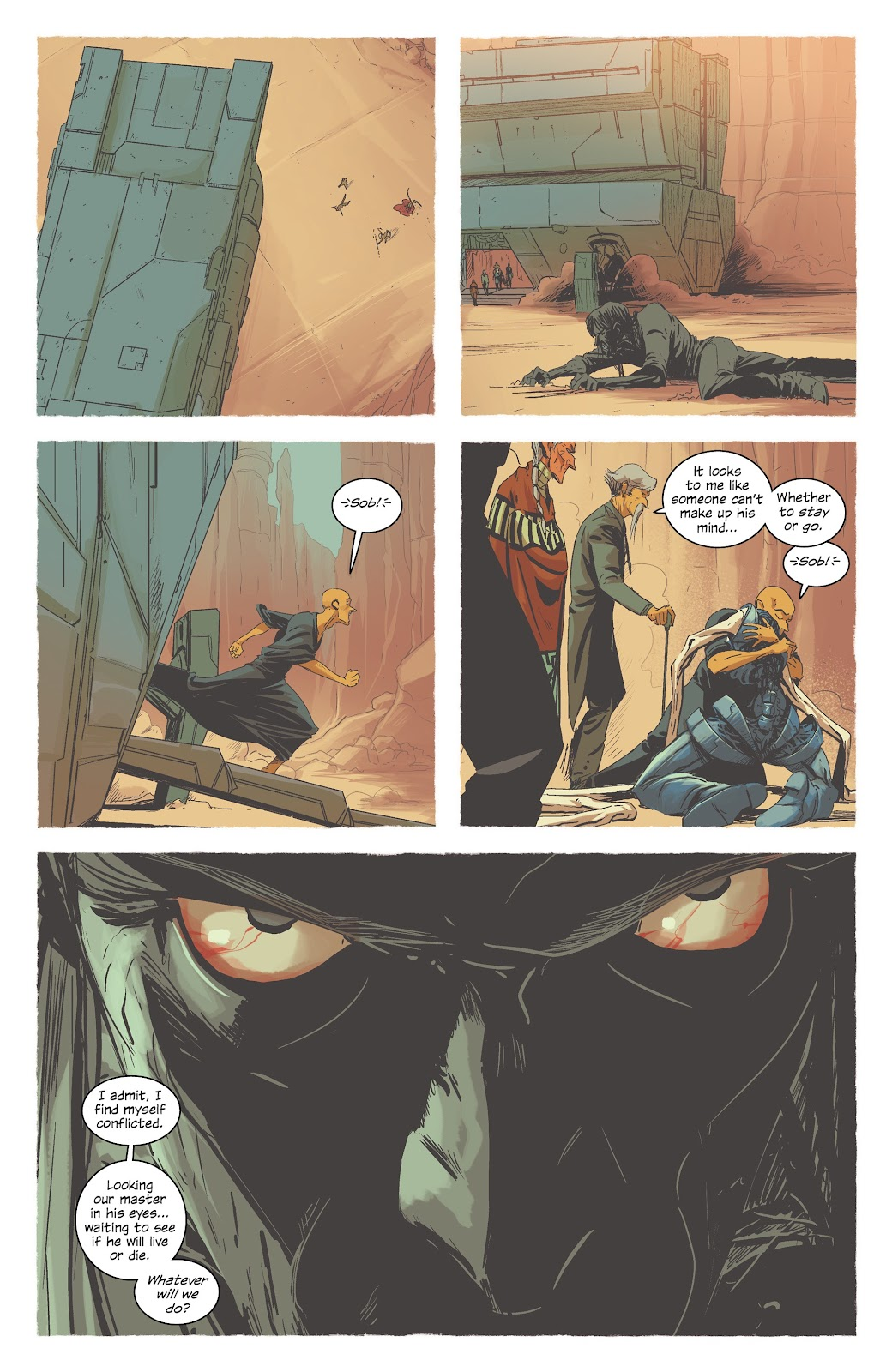 Read online East Of West comic -  Issue #42 - 24