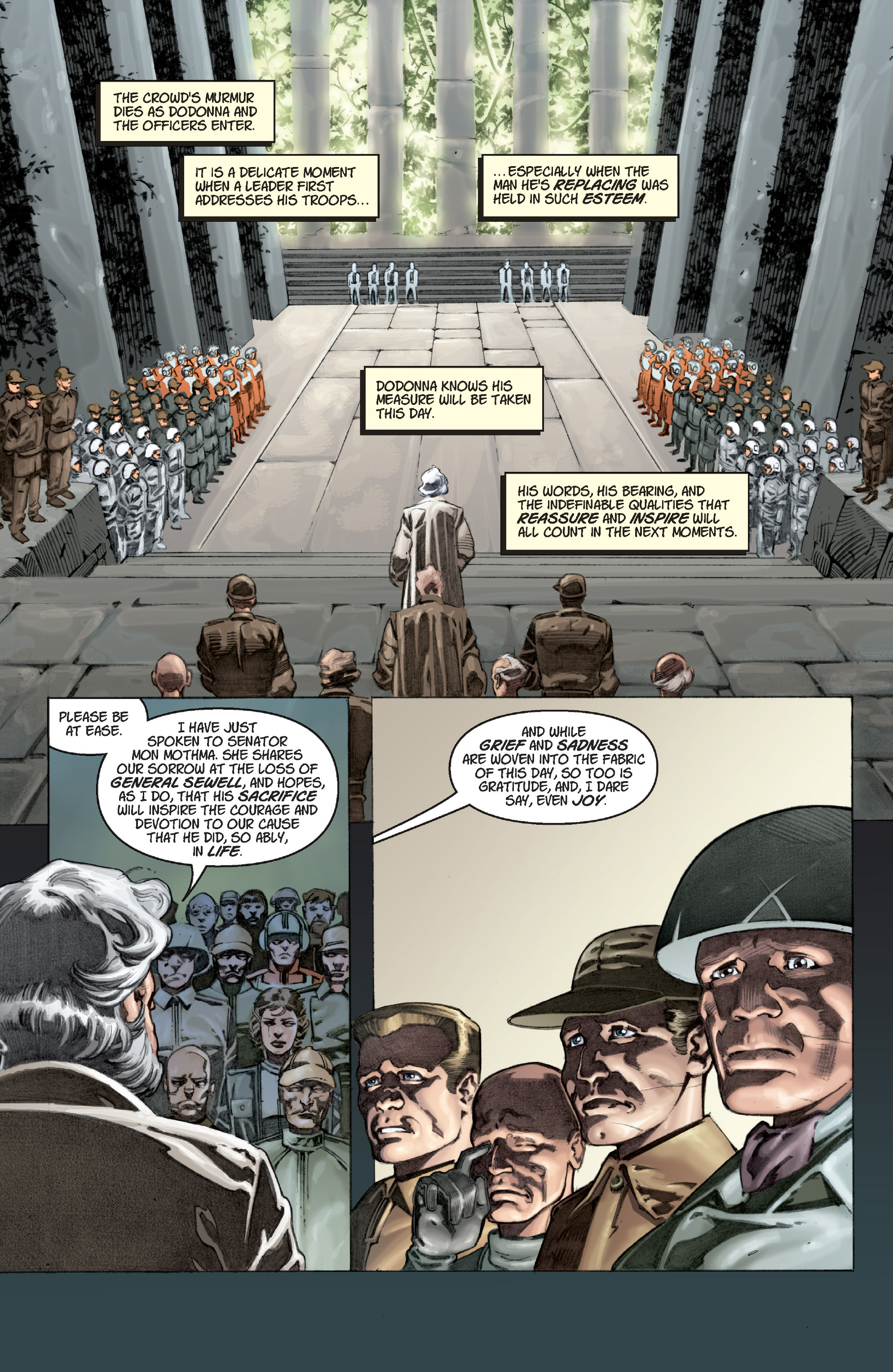 Read online Star Wars Omnibus comic -  Issue # Vol. 17 - 145