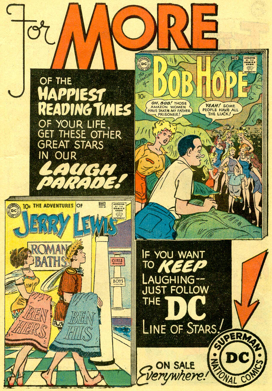 Many Loves of Dobie Gillis issue 4 - Page 11