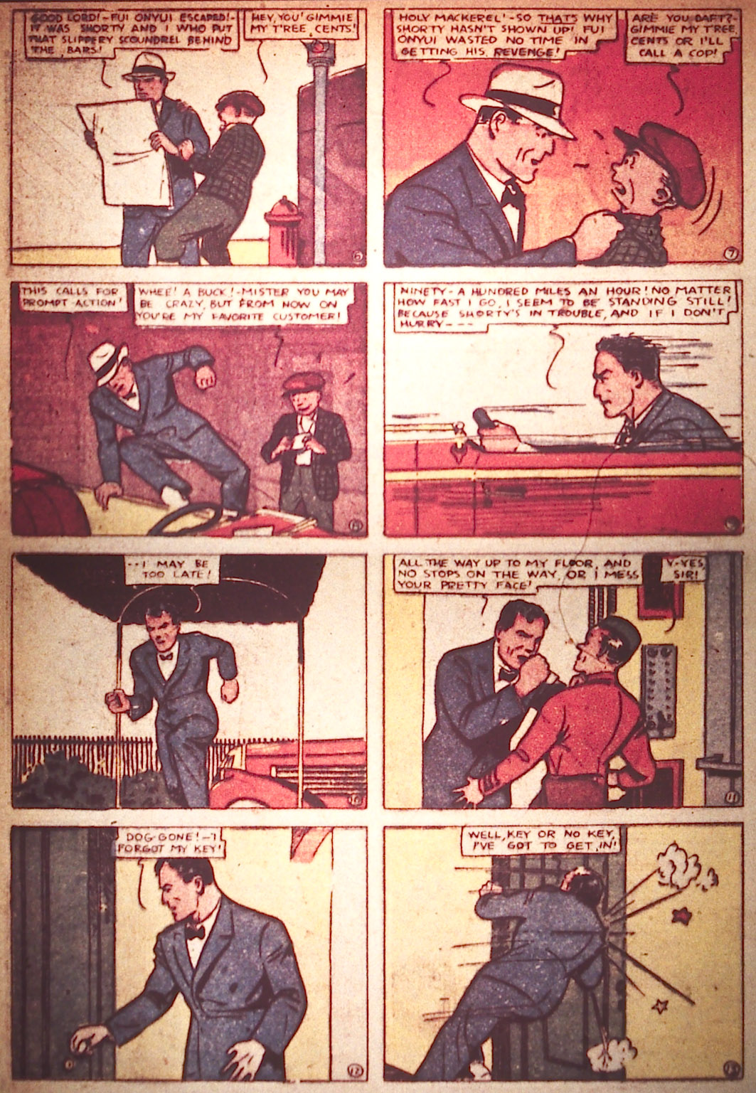 Detective Comics (1937) 22 Page 3