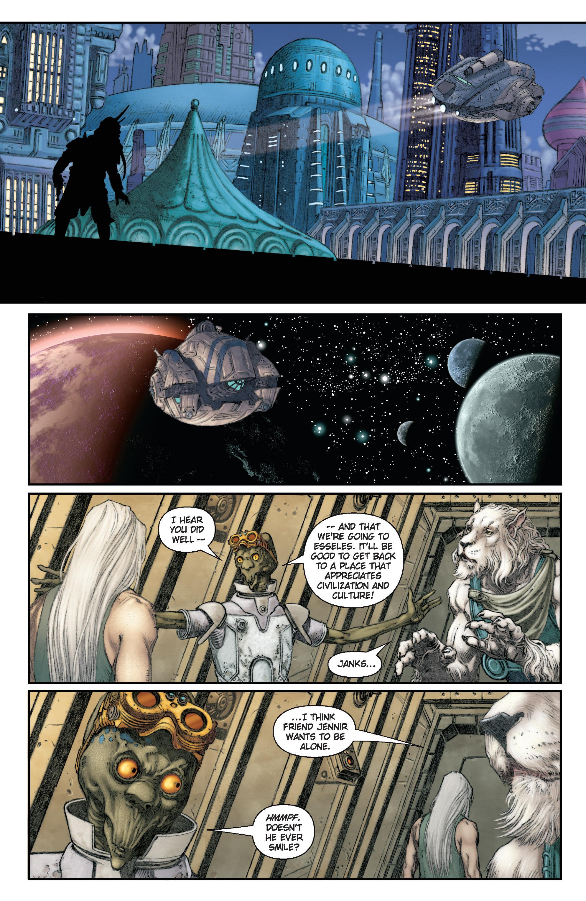 Read online Star Wars Omnibus comic -  Issue # Vol. 31 - 142