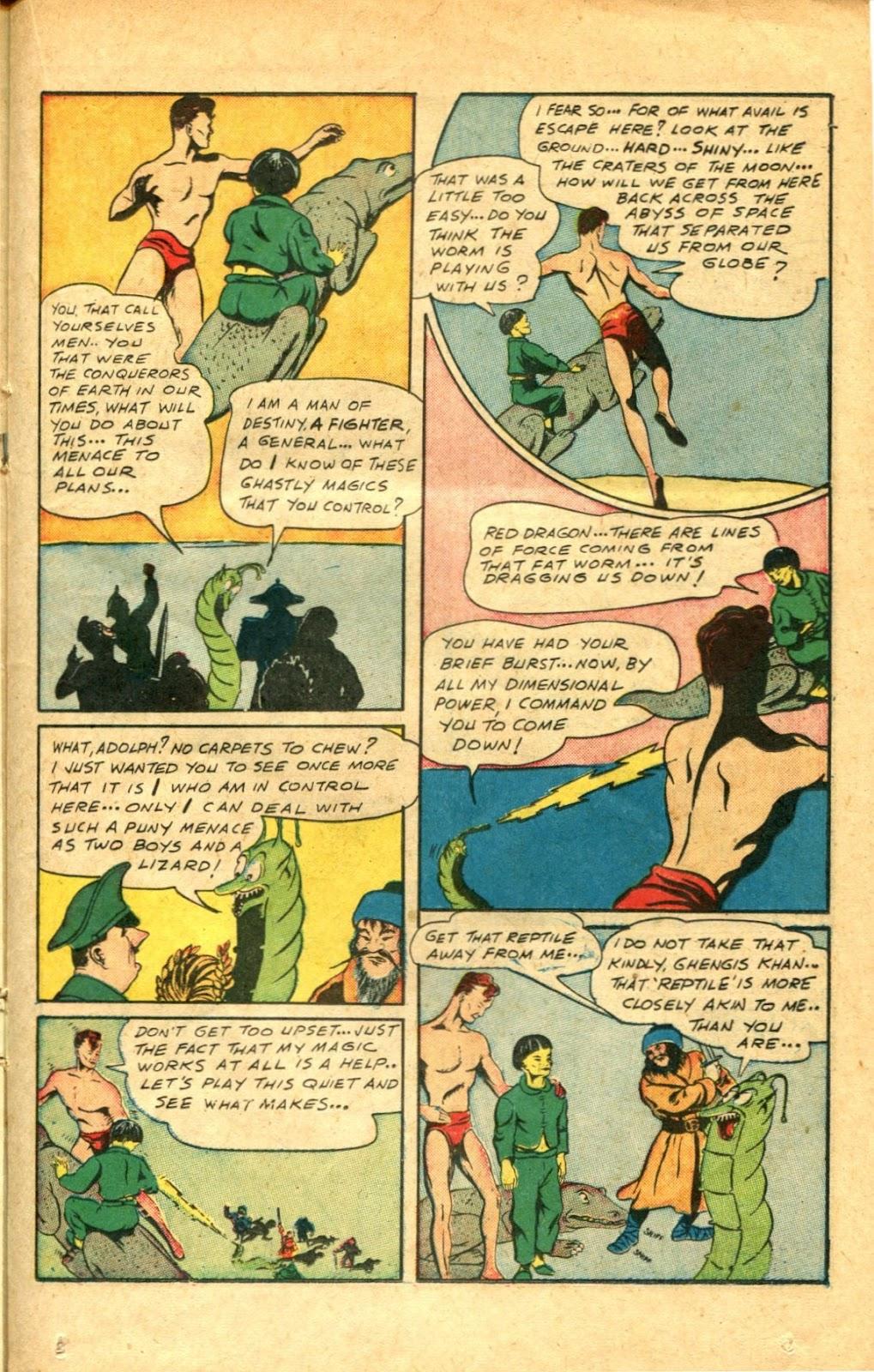 Read online Super-Magician Comics comic -  Issue #48 - 29
