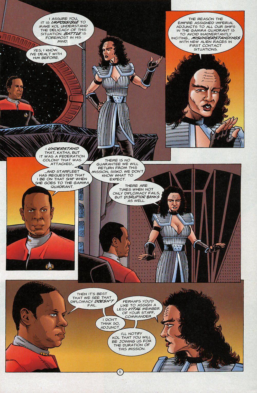 Read online Star Trek: Deep Space Nine - Lightstorm comic -  Issue # Full - 11