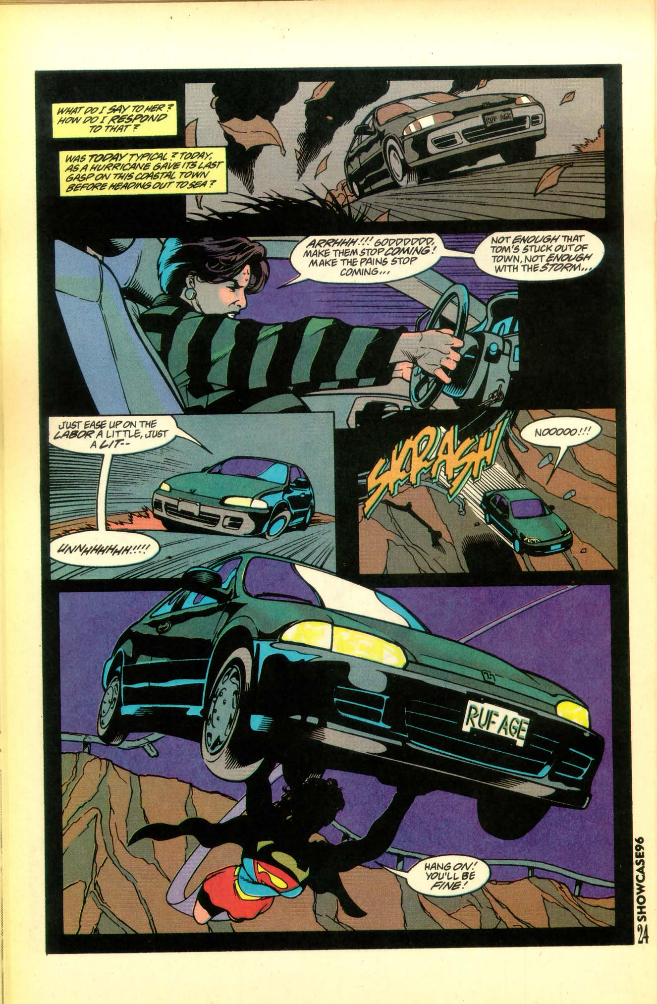 Read online Showcase '96 comic -  Issue #8 - 25