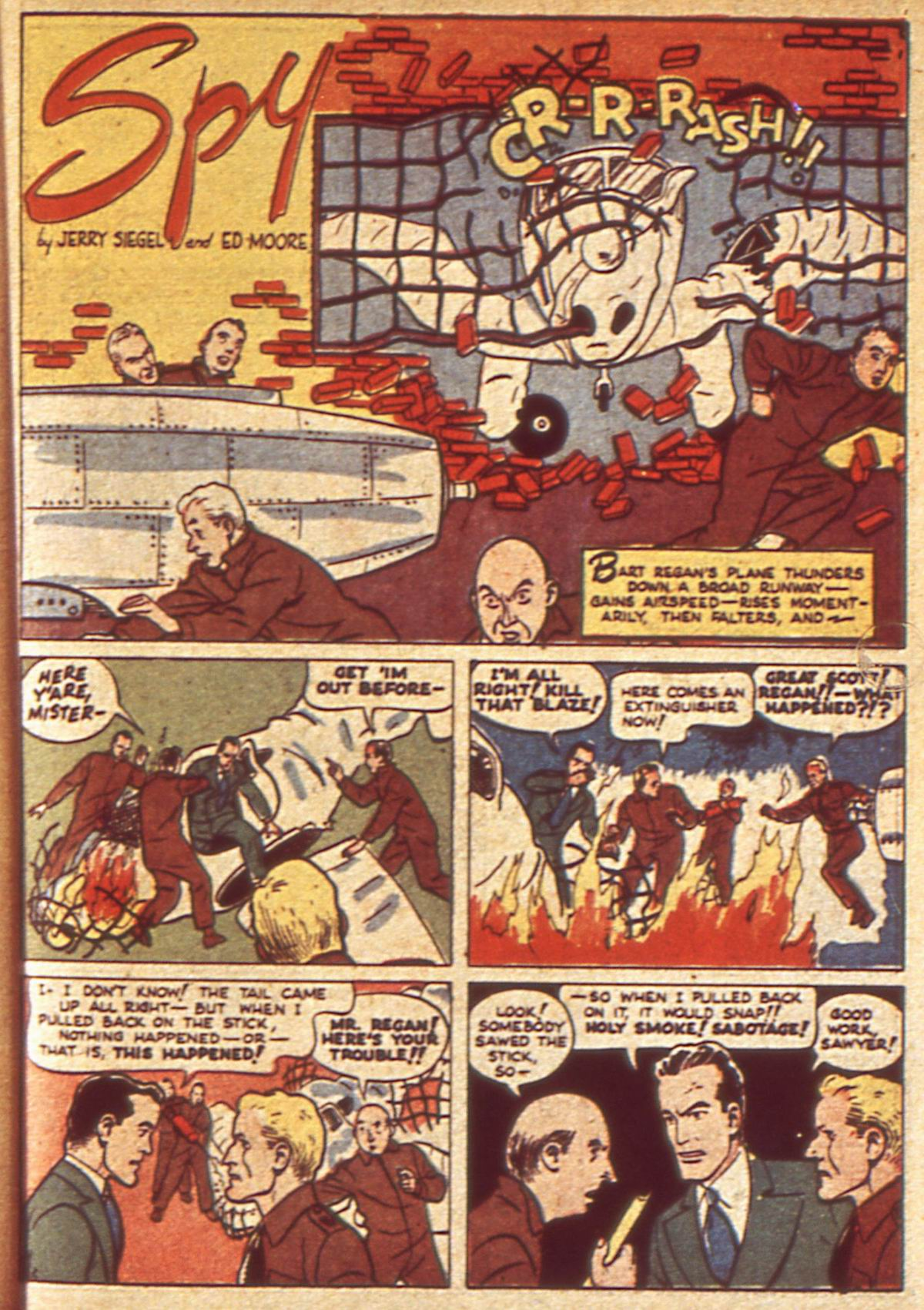 Read online Detective Comics (1937) comic -  Issue #49 - 17