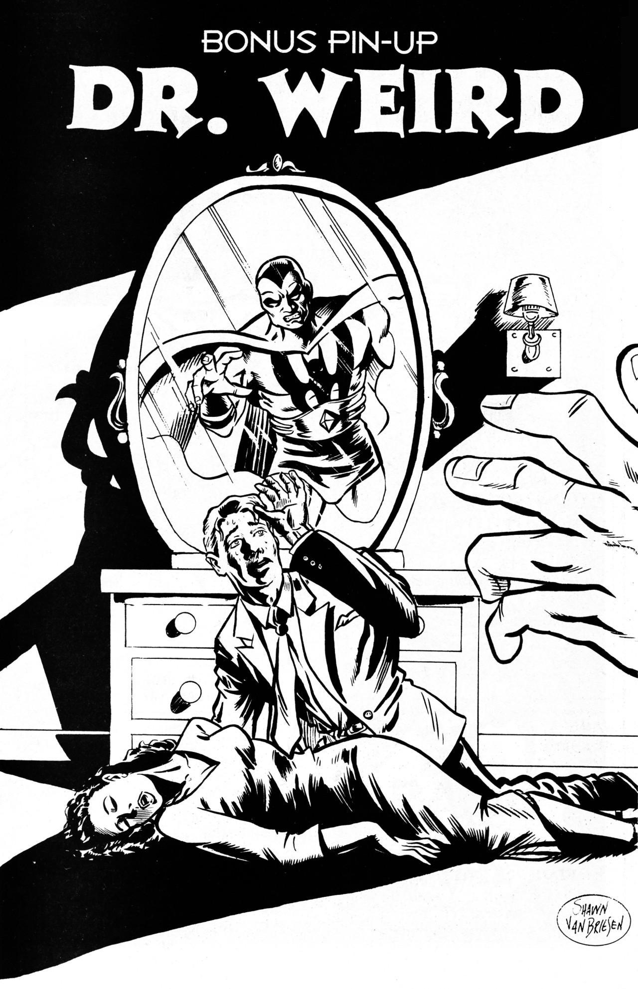 Read online Dr. Weird (1994) comic -  Issue #1 - 29
