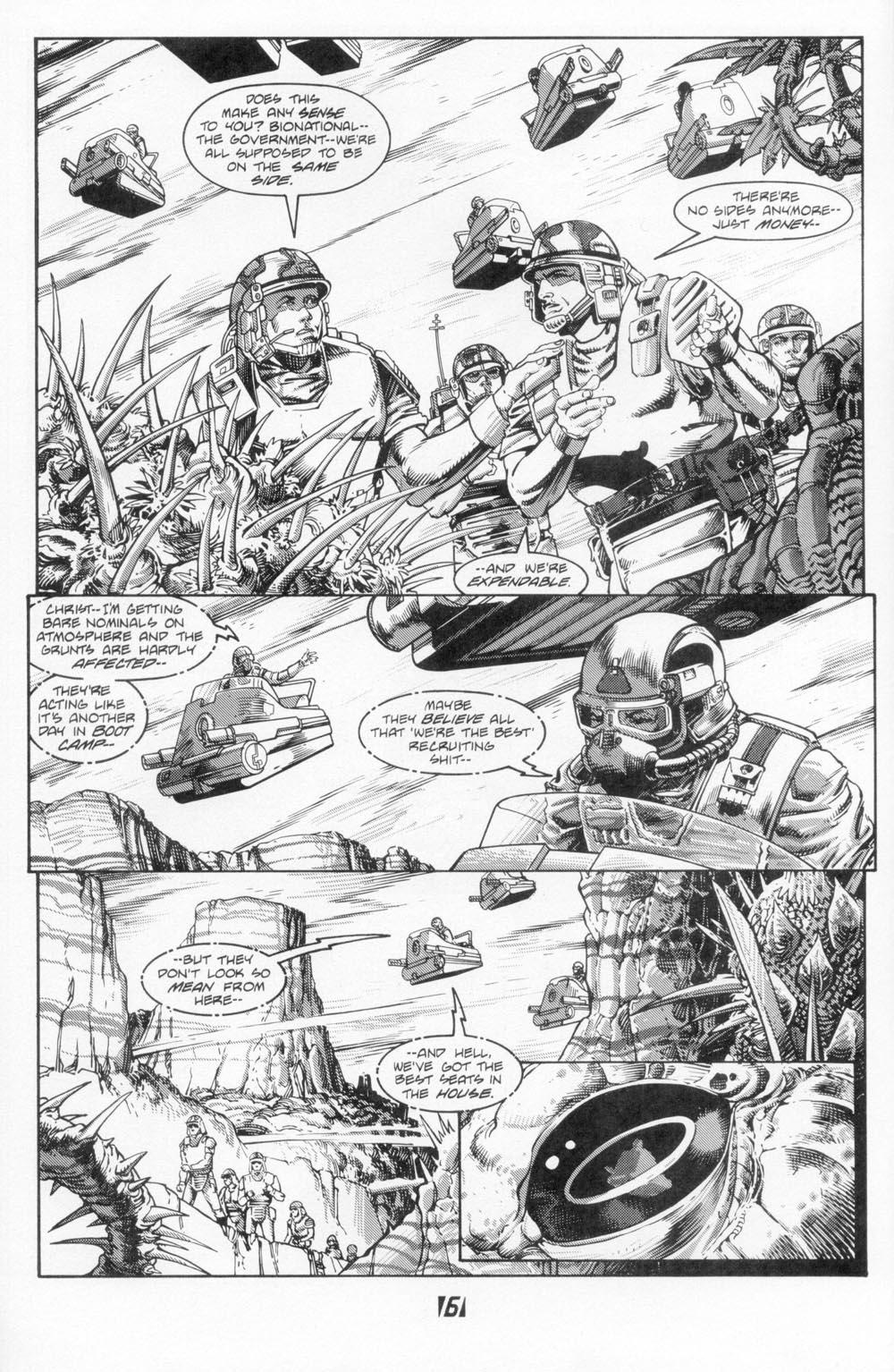 Read online Aliens (1988) comic -  Issue #5 - 8
