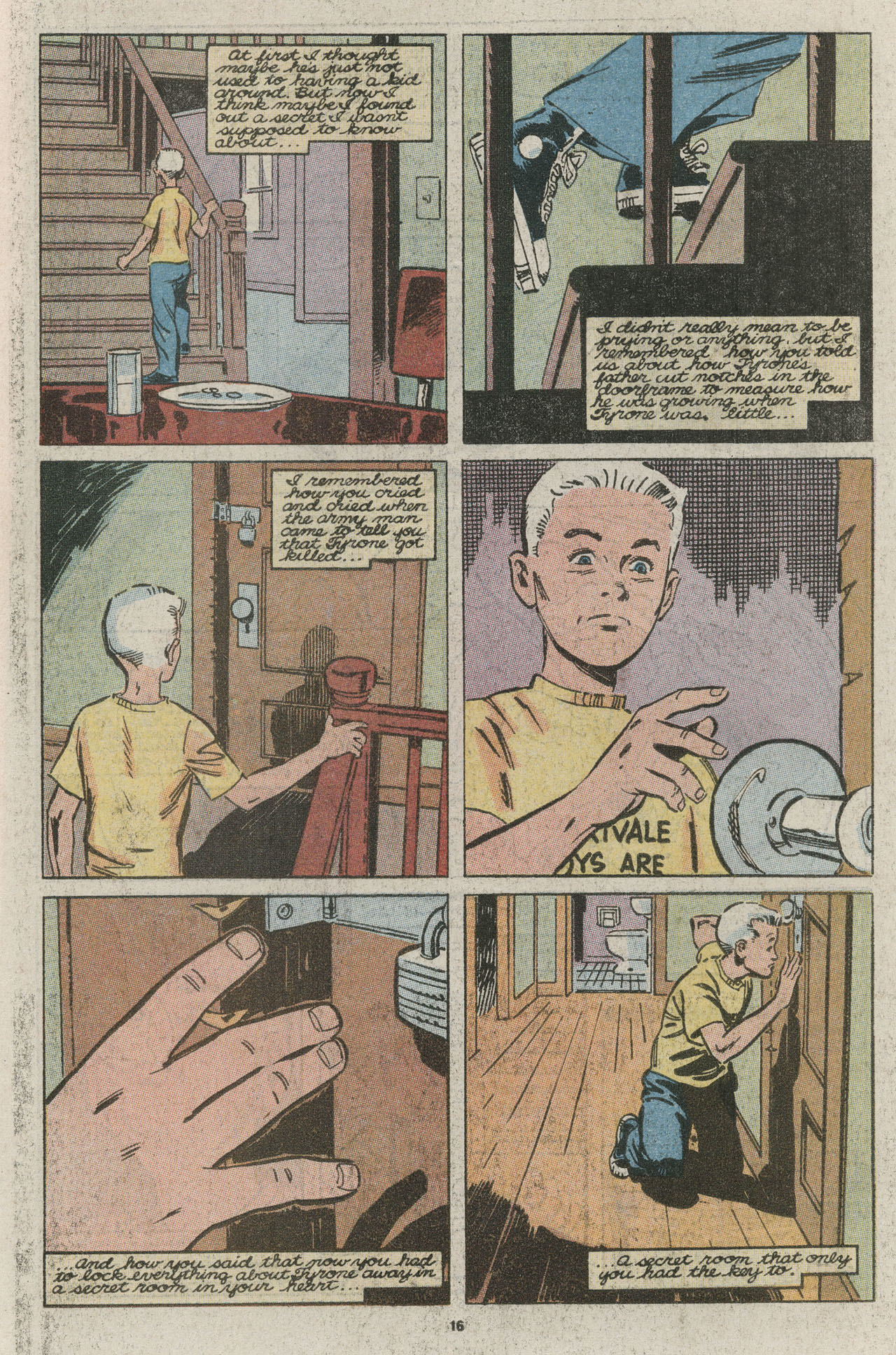 Read online Nth Man the Ultimate Ninja comic -  Issue #13 - 18
