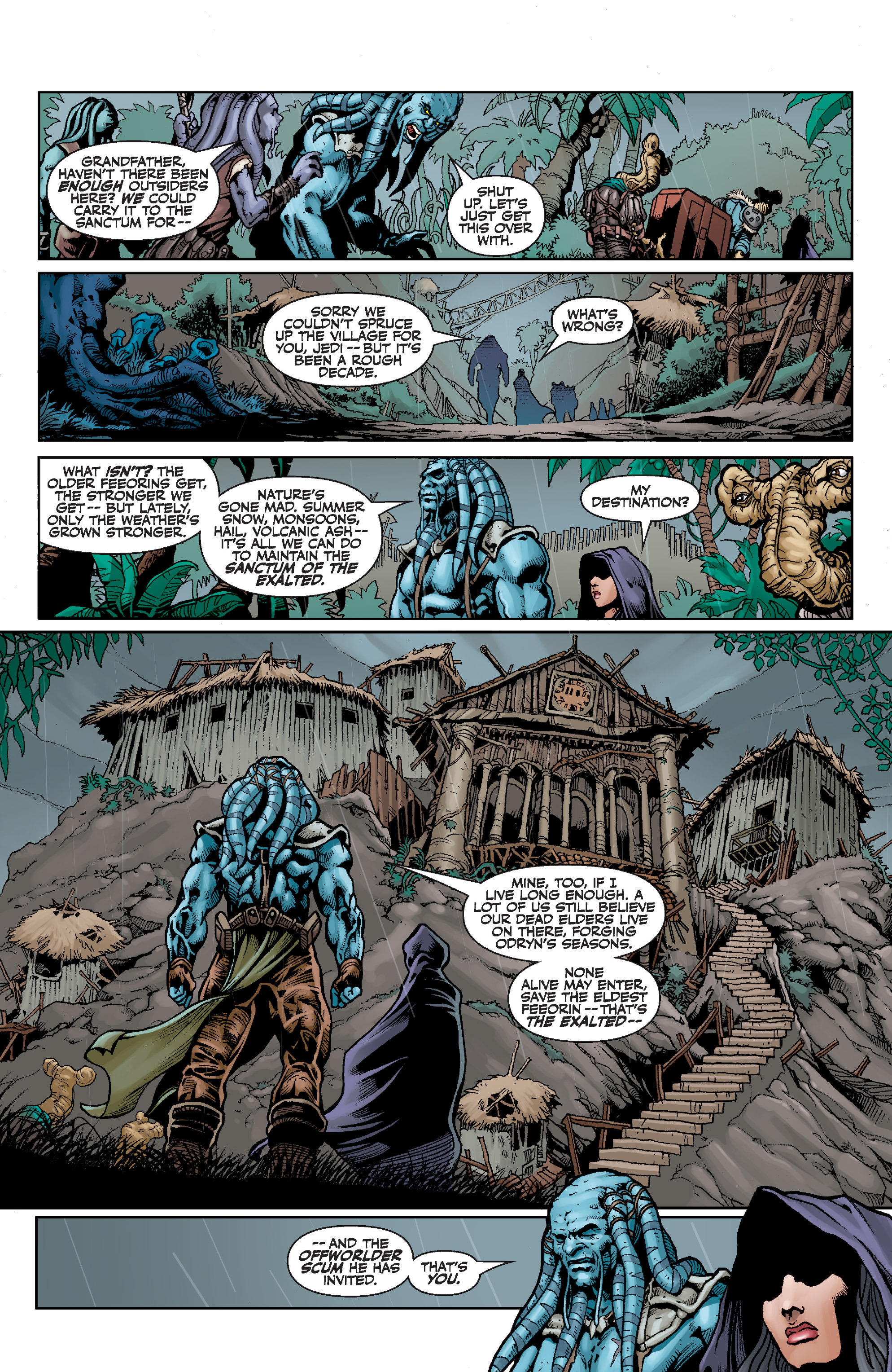 Read online Star Wars Omnibus comic -  Issue # Vol. 32 - 241