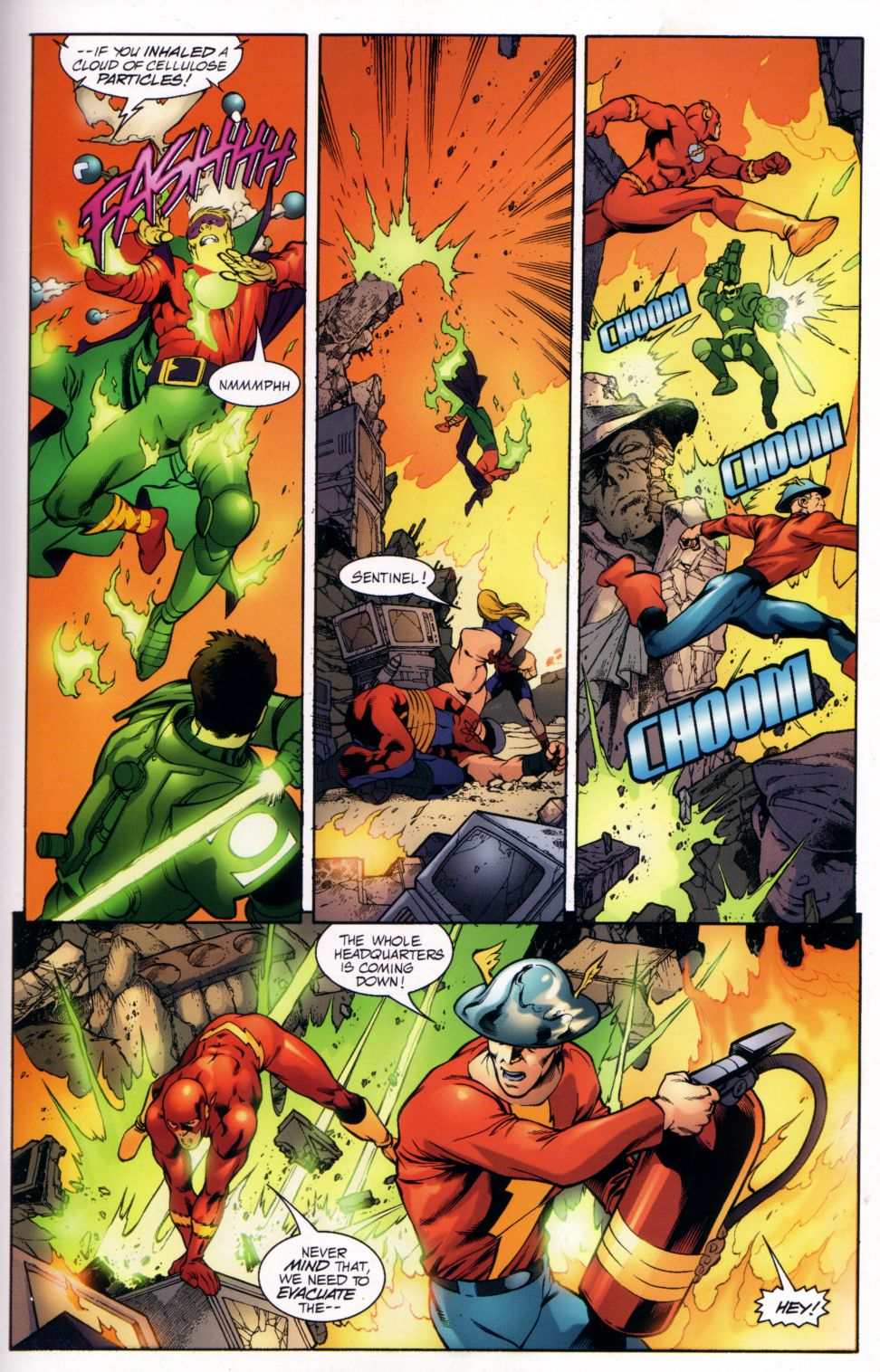 Read online JLA/JSA: Virtue and Vice comic -  Issue # TPB - 26