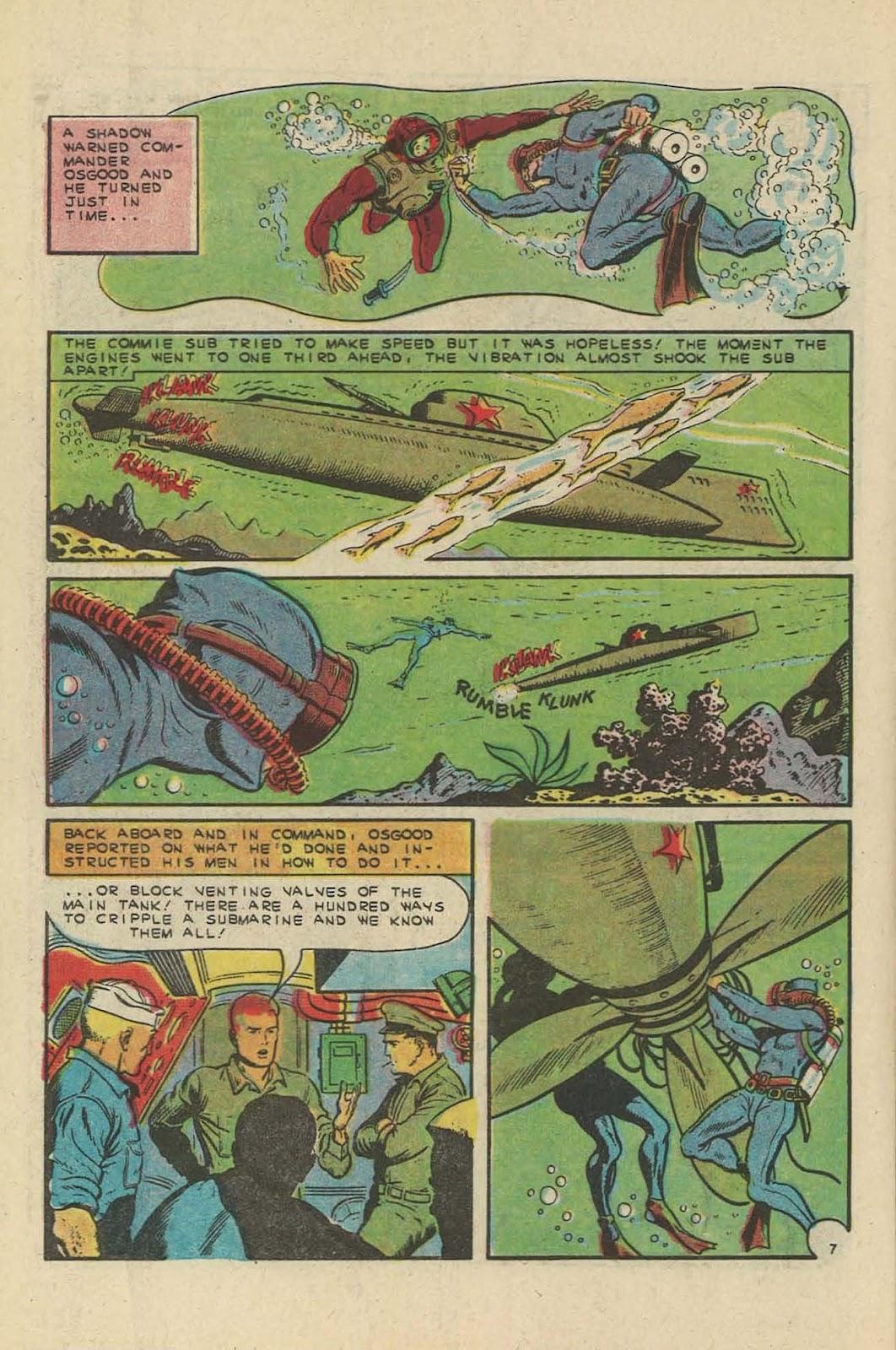 Read online Fightin' Navy comic -  Issue #131 - 10