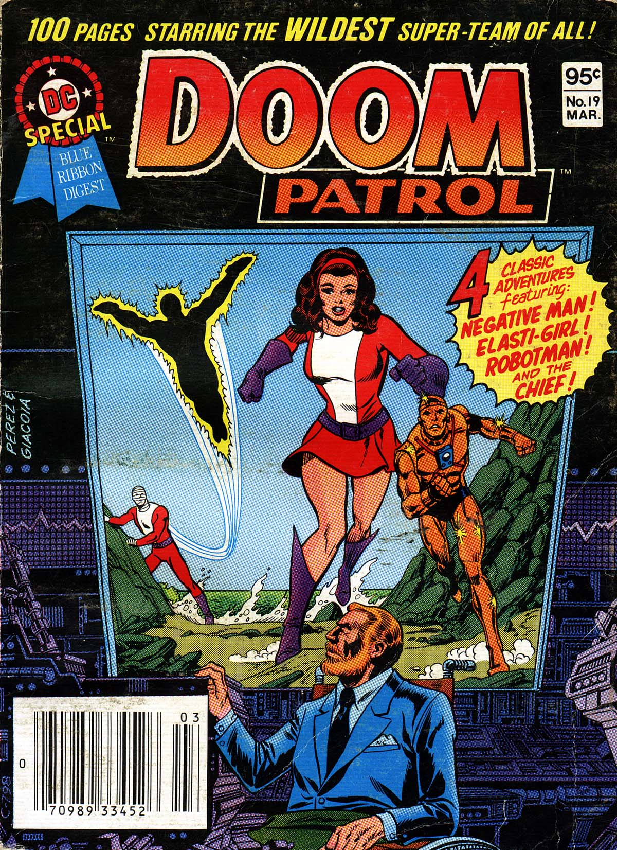 DC Special Blue Ribbon Digest 19 Page 1