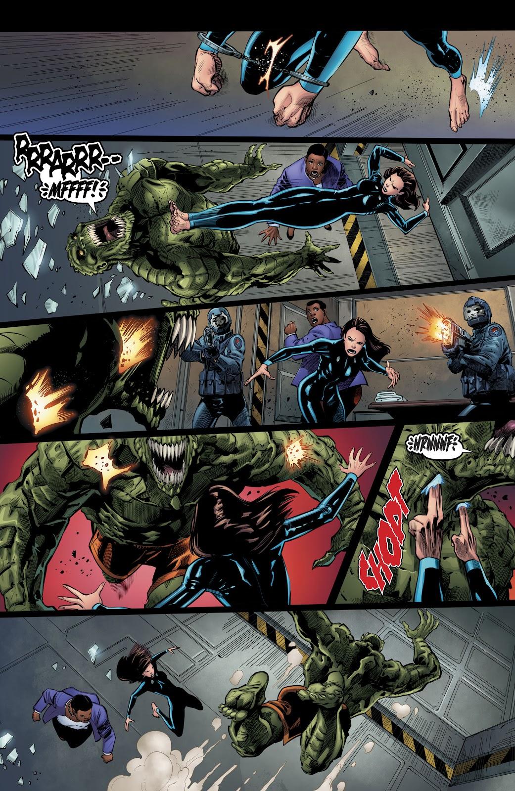 Read online Suicide Squad Black Files comic -  Issue #4 - 13