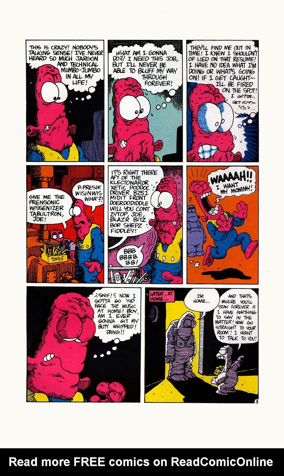 Ralph Snart Adventures (1988) issue 7 - Page 28
