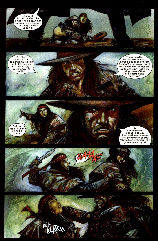 Read online Apache Skies comic -  Issue #3 - 8