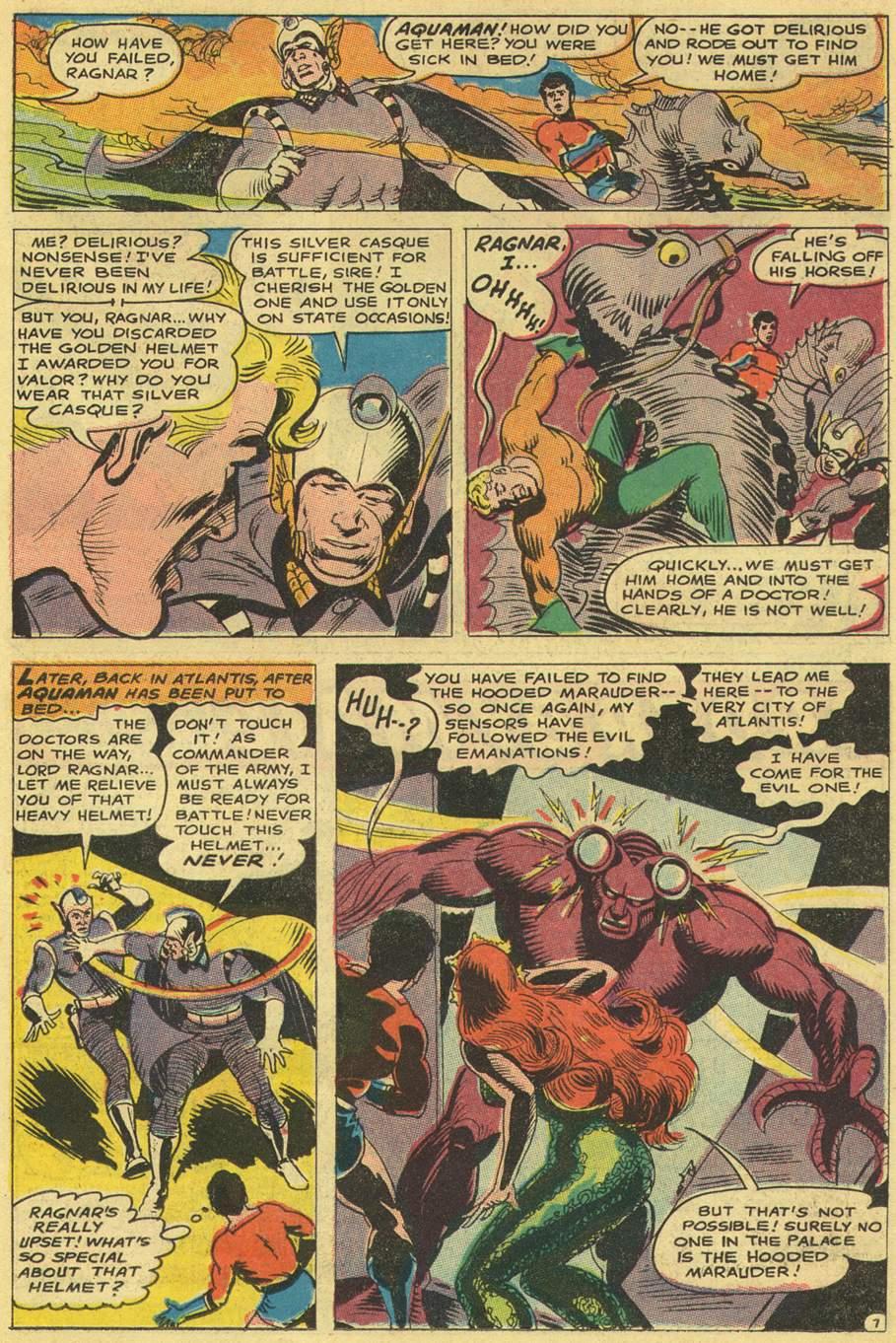 Read online Aquaman (1962) comic -  Issue #38 - 11