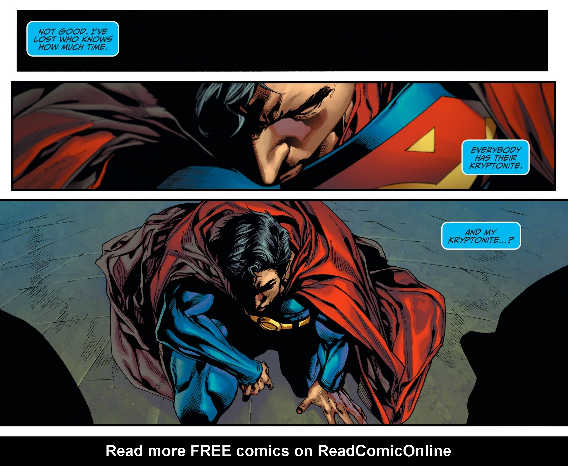 Read online Adventures of Superman [I] comic -  Issue #8 - 19