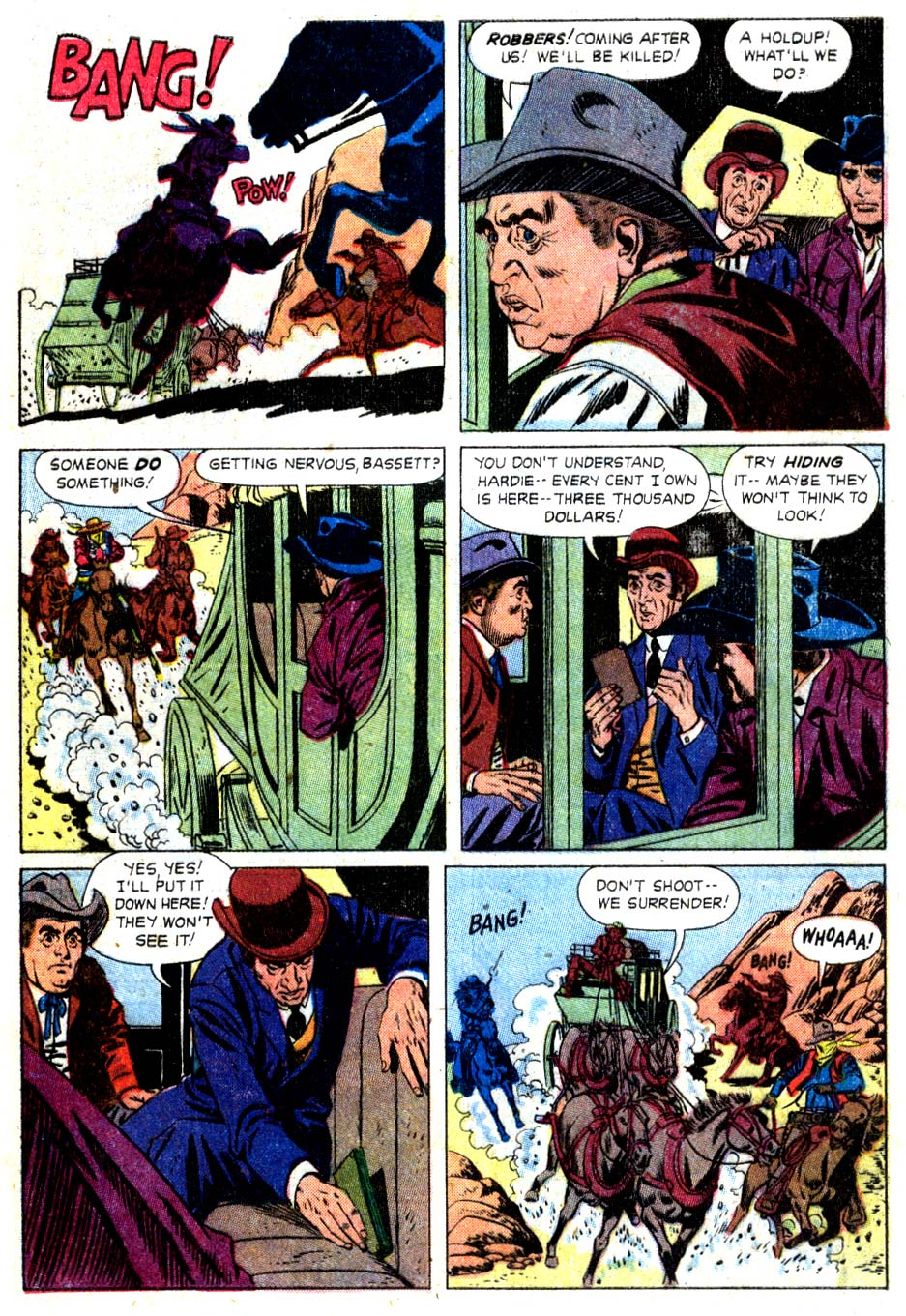 Four Color Comics issue 876 - Page 5