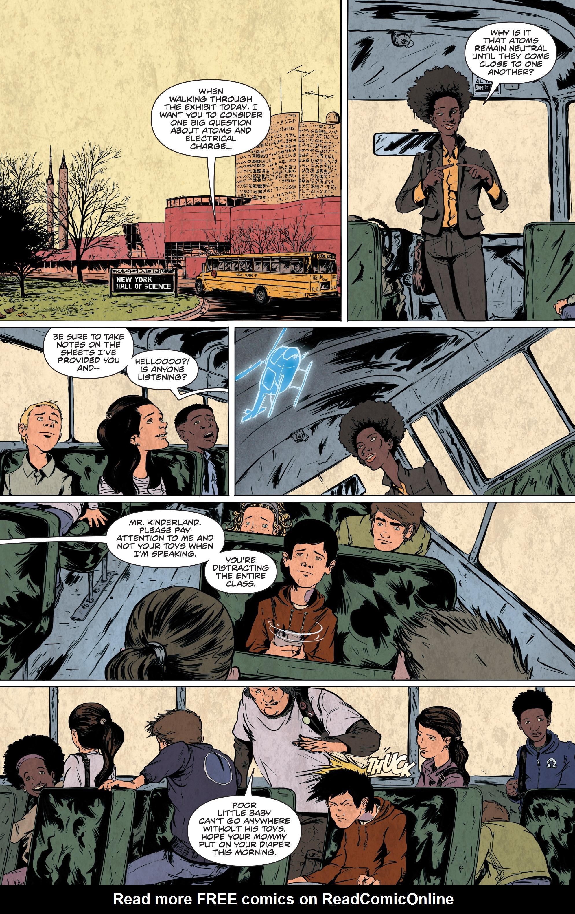 Read online Translucid comic -  Issue #2 - 3