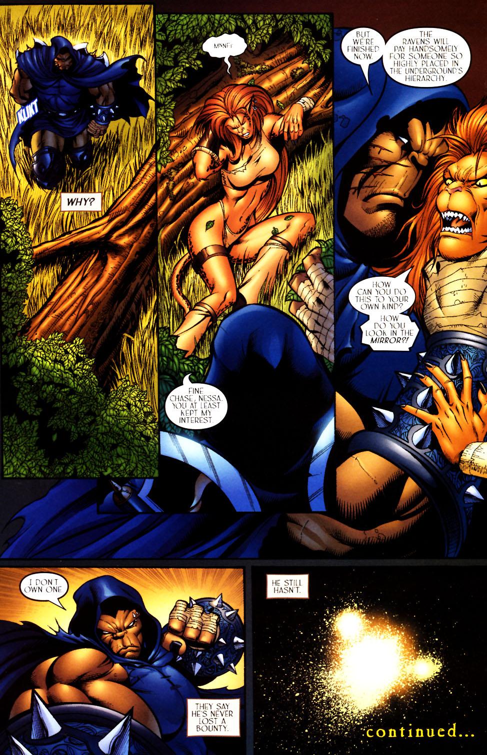 Read online Scion comic -  Issue #10 - 30