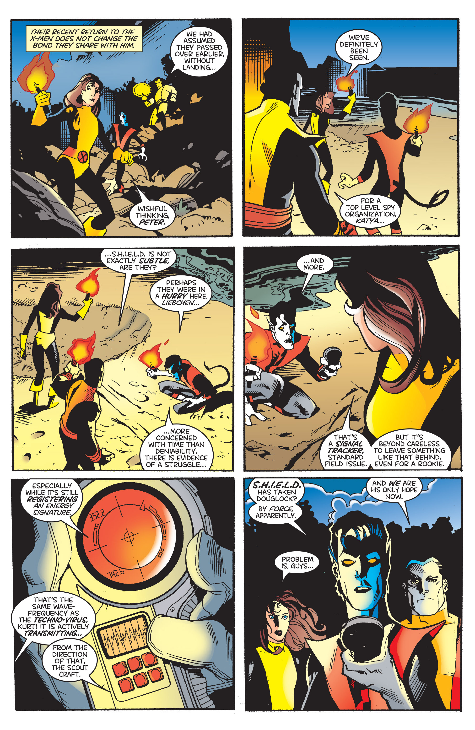 X-Men (1991) 91 Page 6