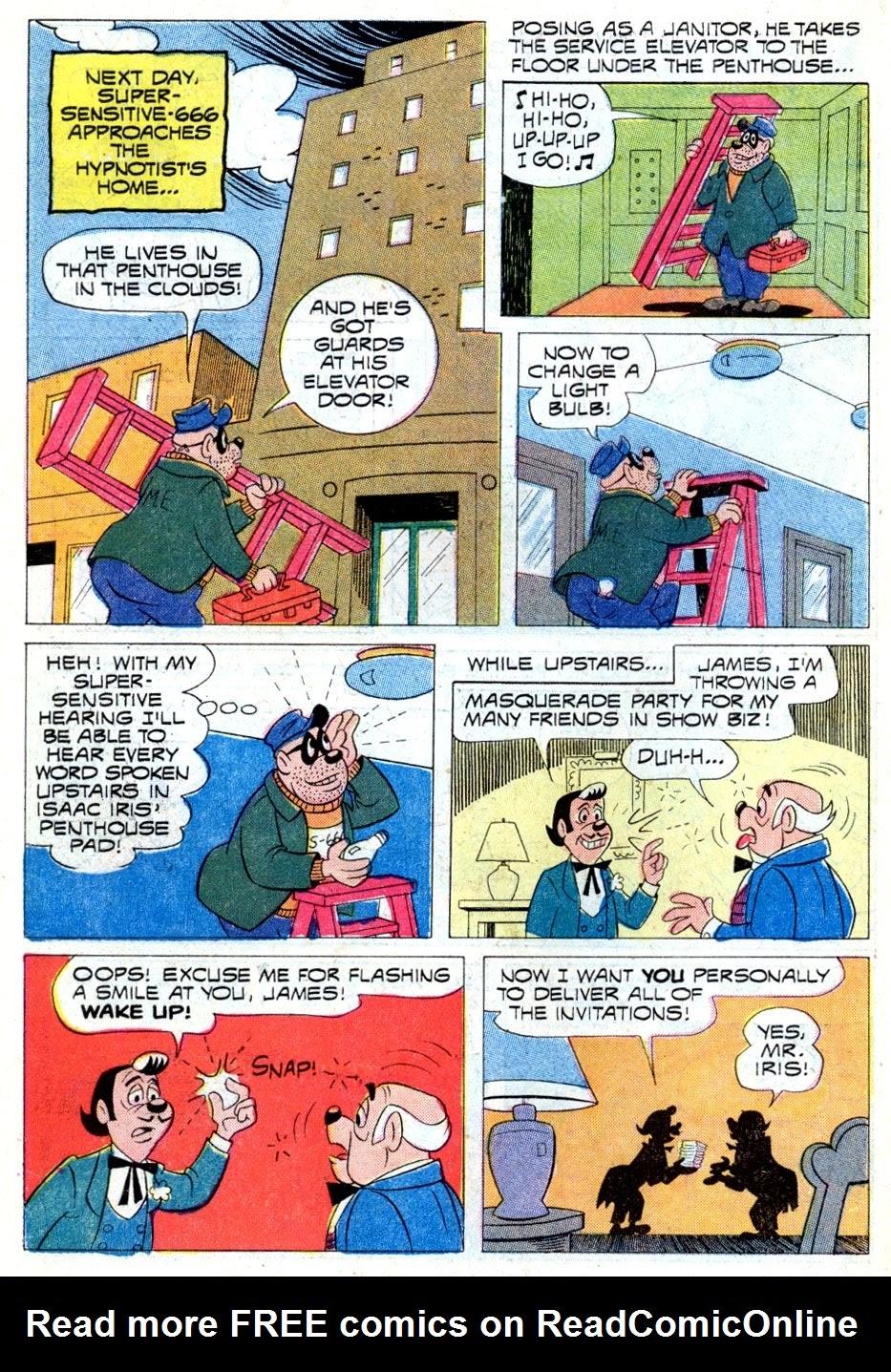 Walt Disney THE BEAGLE BOYS issue 15 - Page 6