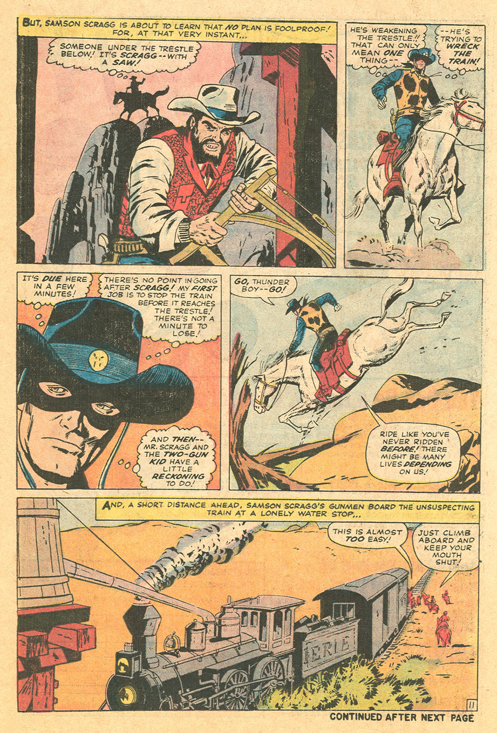 Read online Two-Gun Kid comic -  Issue #110 - 17