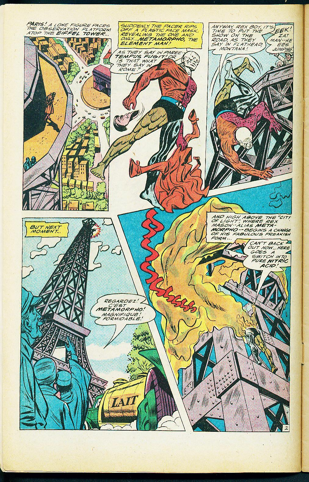 Metamorpho (1965) issue 6 - Page 4