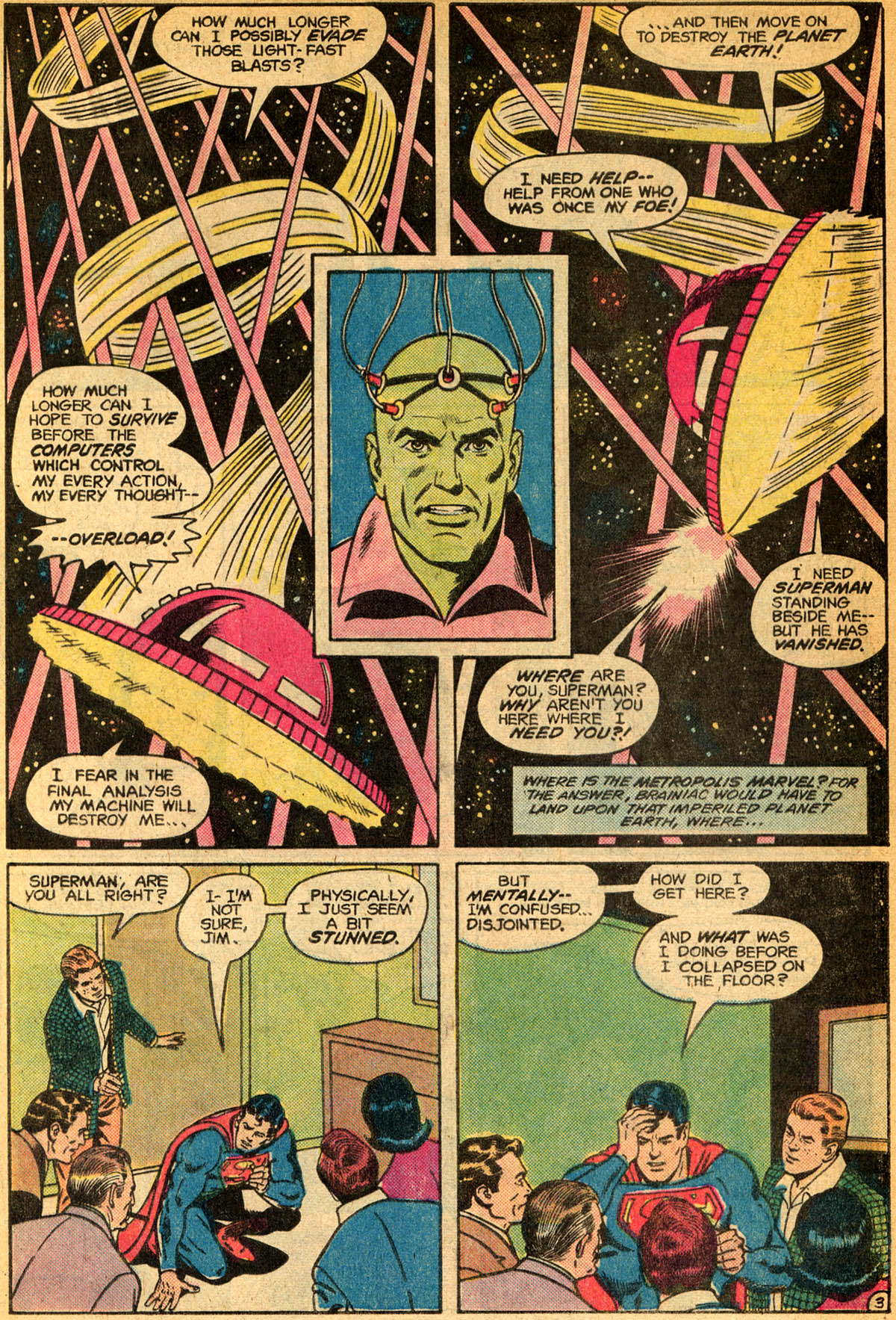 Read online Action Comics (1938) comic -  Issue #529 - 4