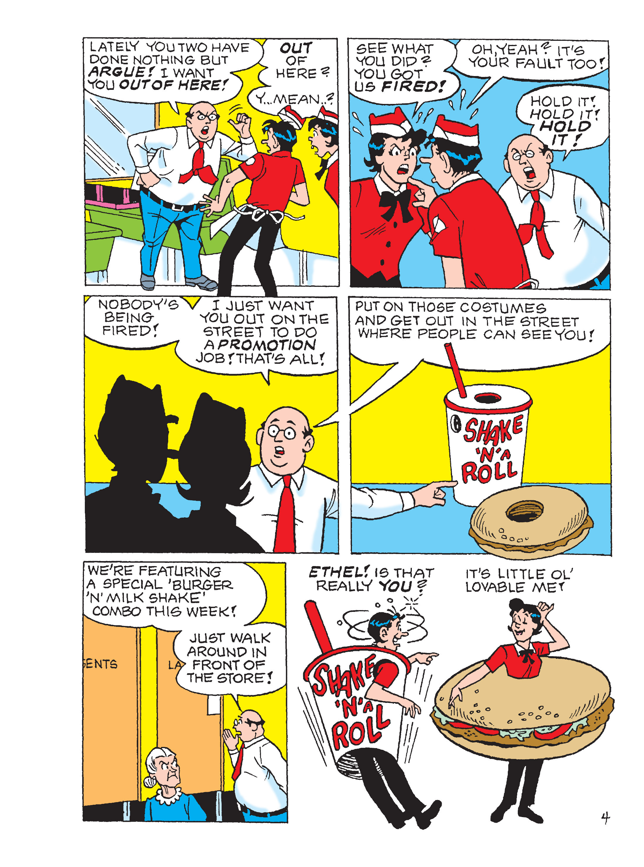 Read online Archie's Funhouse Double Digest comic -  Issue #17 - 32