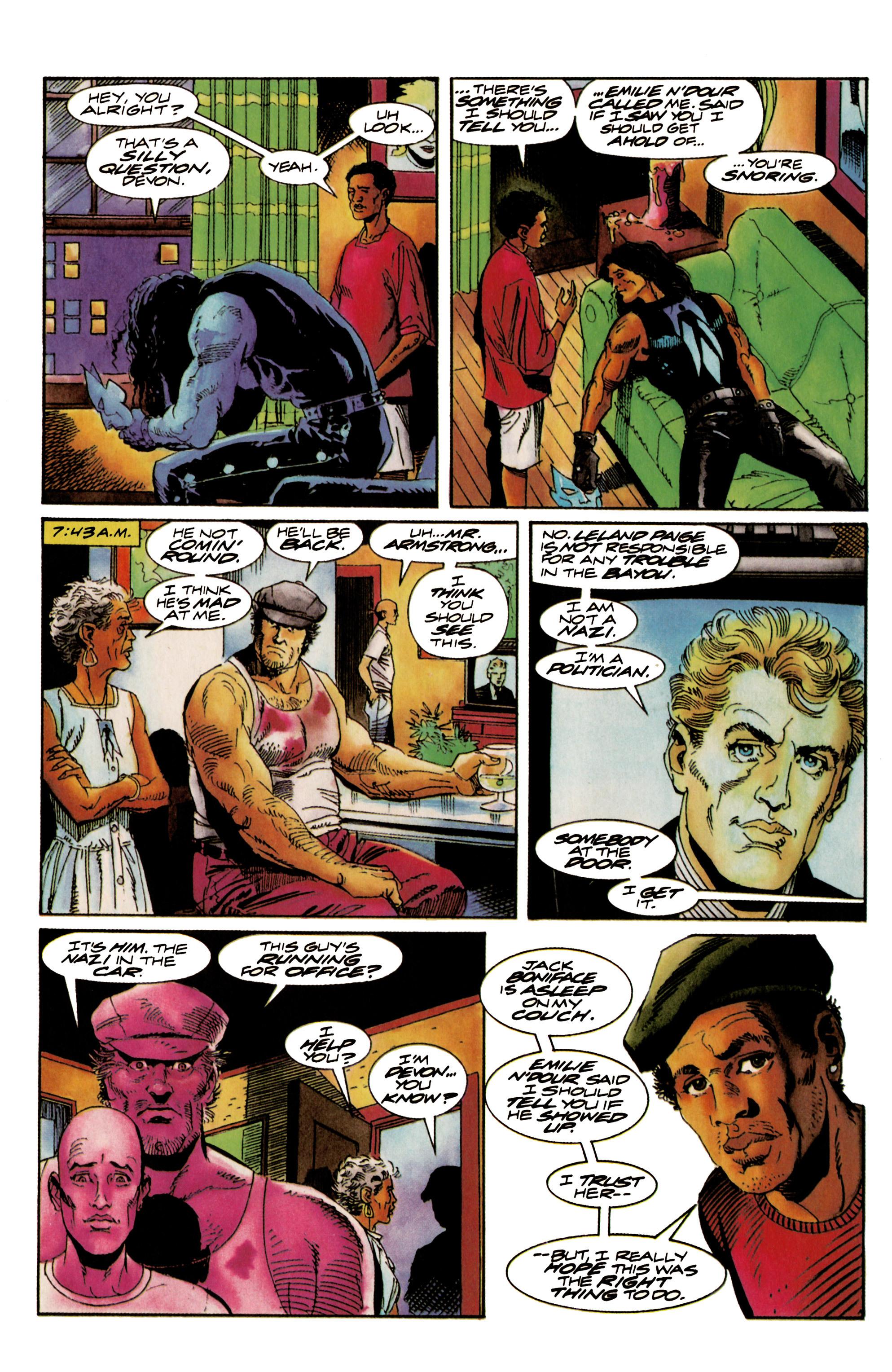 Read online Shadowman (1992) comic -  Issue #18 - 16