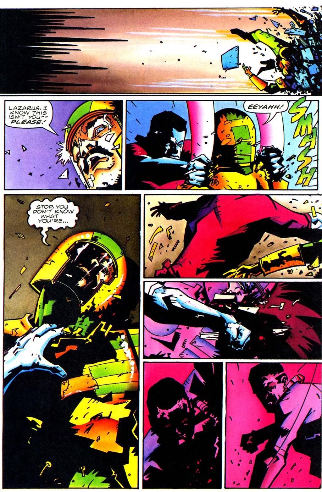 Read online Secret Weapons comic -  Issue #20 - 21