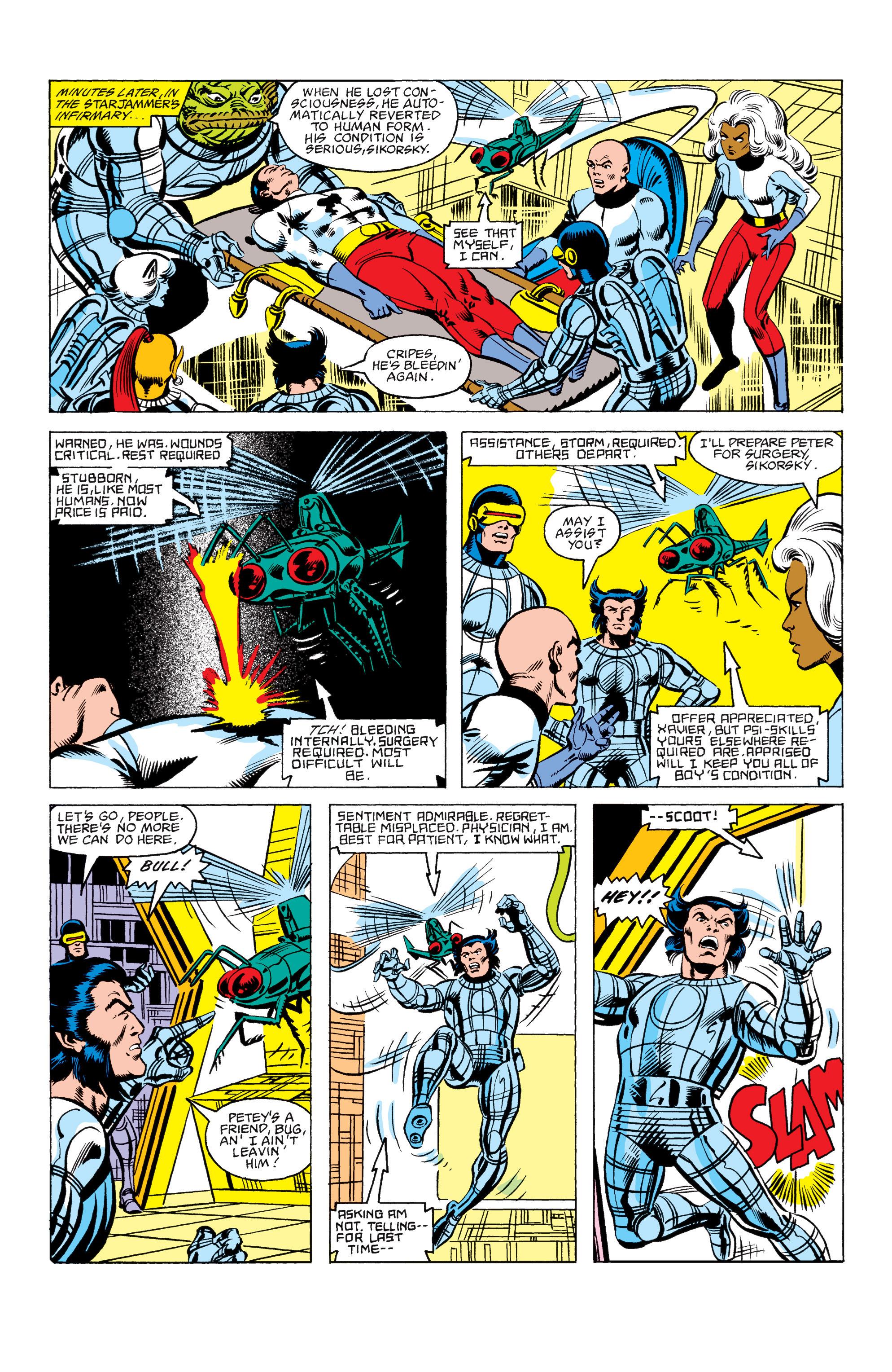 Read online Uncanny X-Men (1963) comic -  Issue #157 - 6