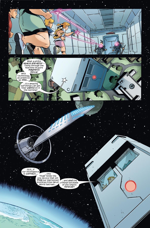 Read online Skrulls vs. Power Pack comic -  Issue #3 - 9