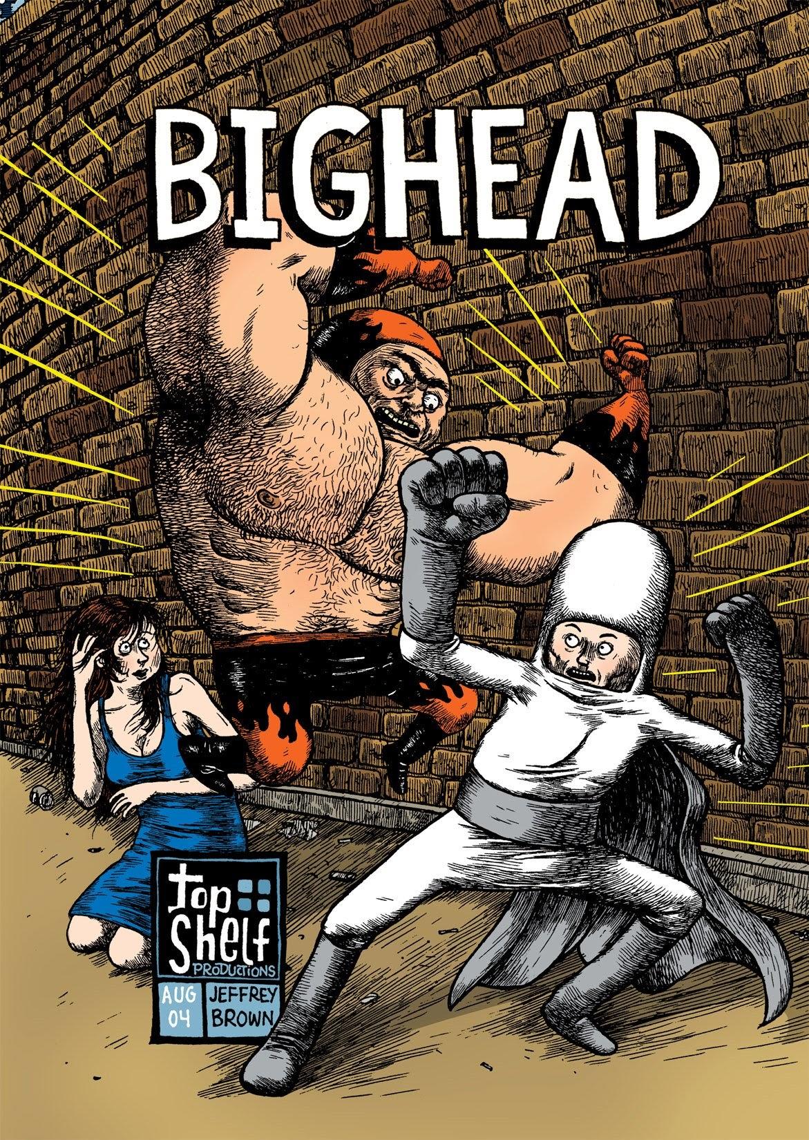 Bighead issue TPB - Page 1