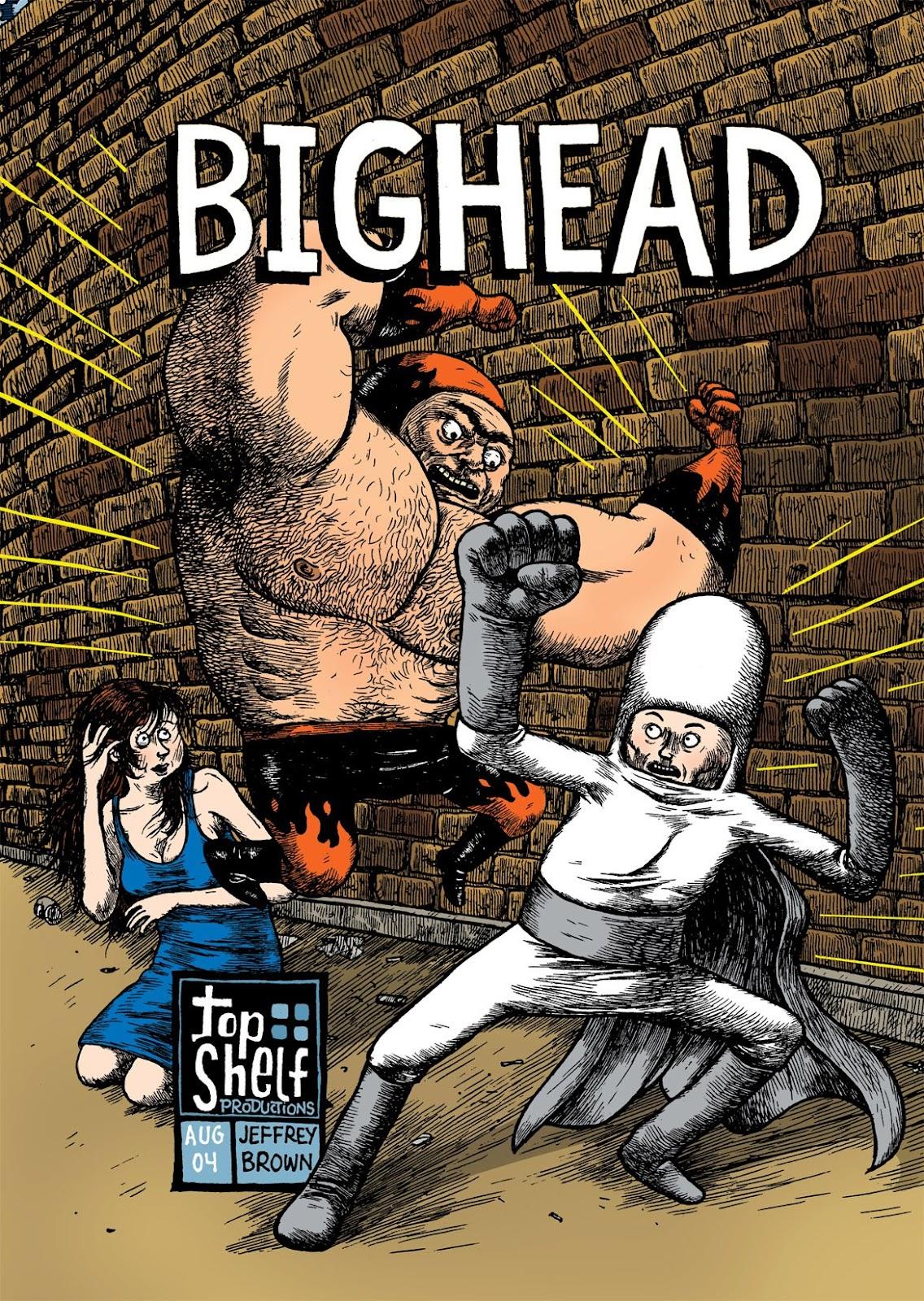 Bighead TPB Page 1