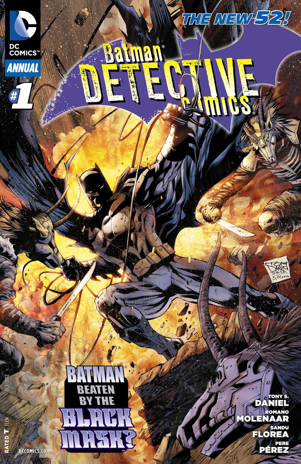 Detective Comics (2011) _Annual_1 Page 1