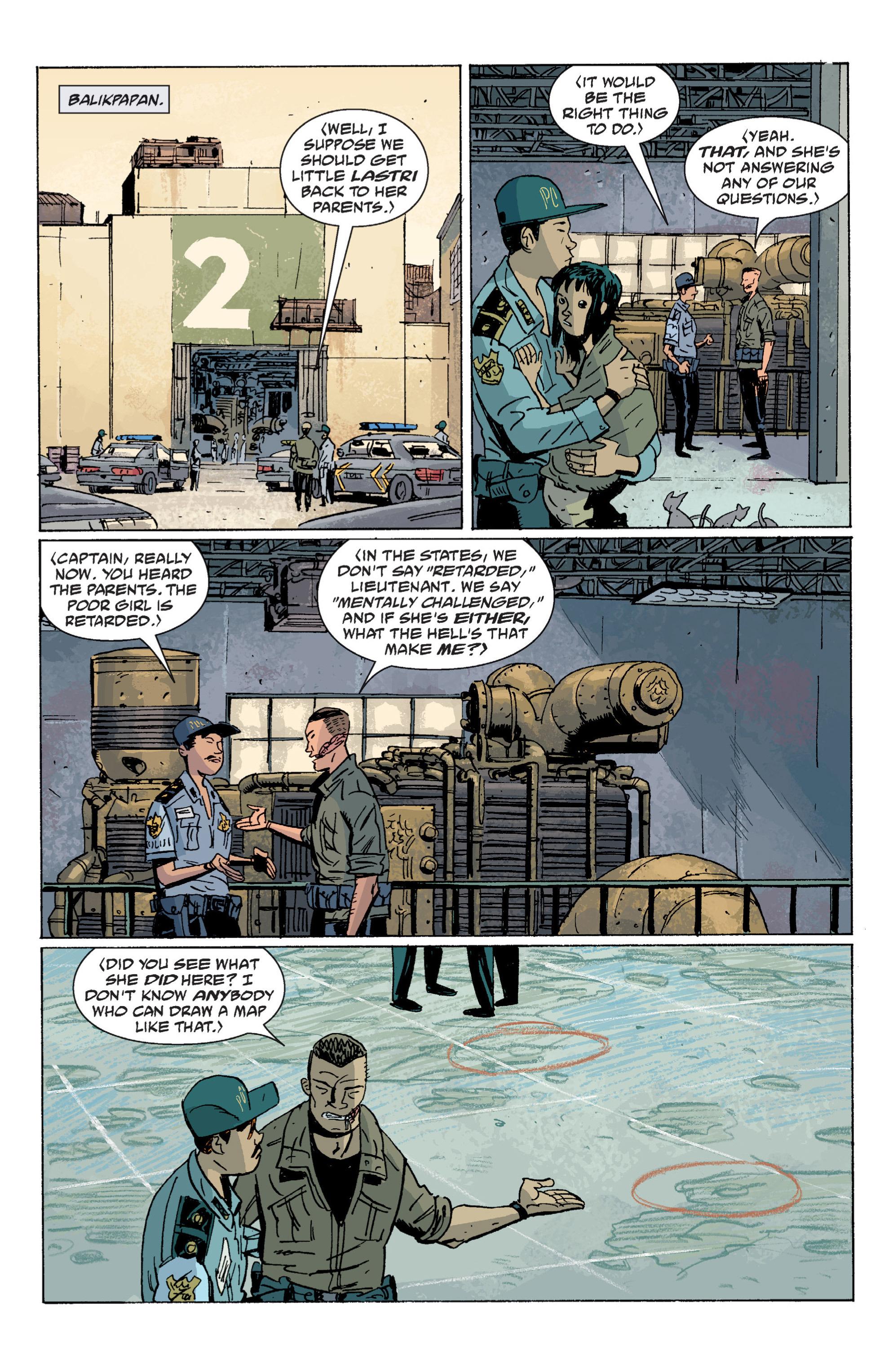 Read online B.P.R.D. (2003) comic -  Issue # TPB 7 - 95