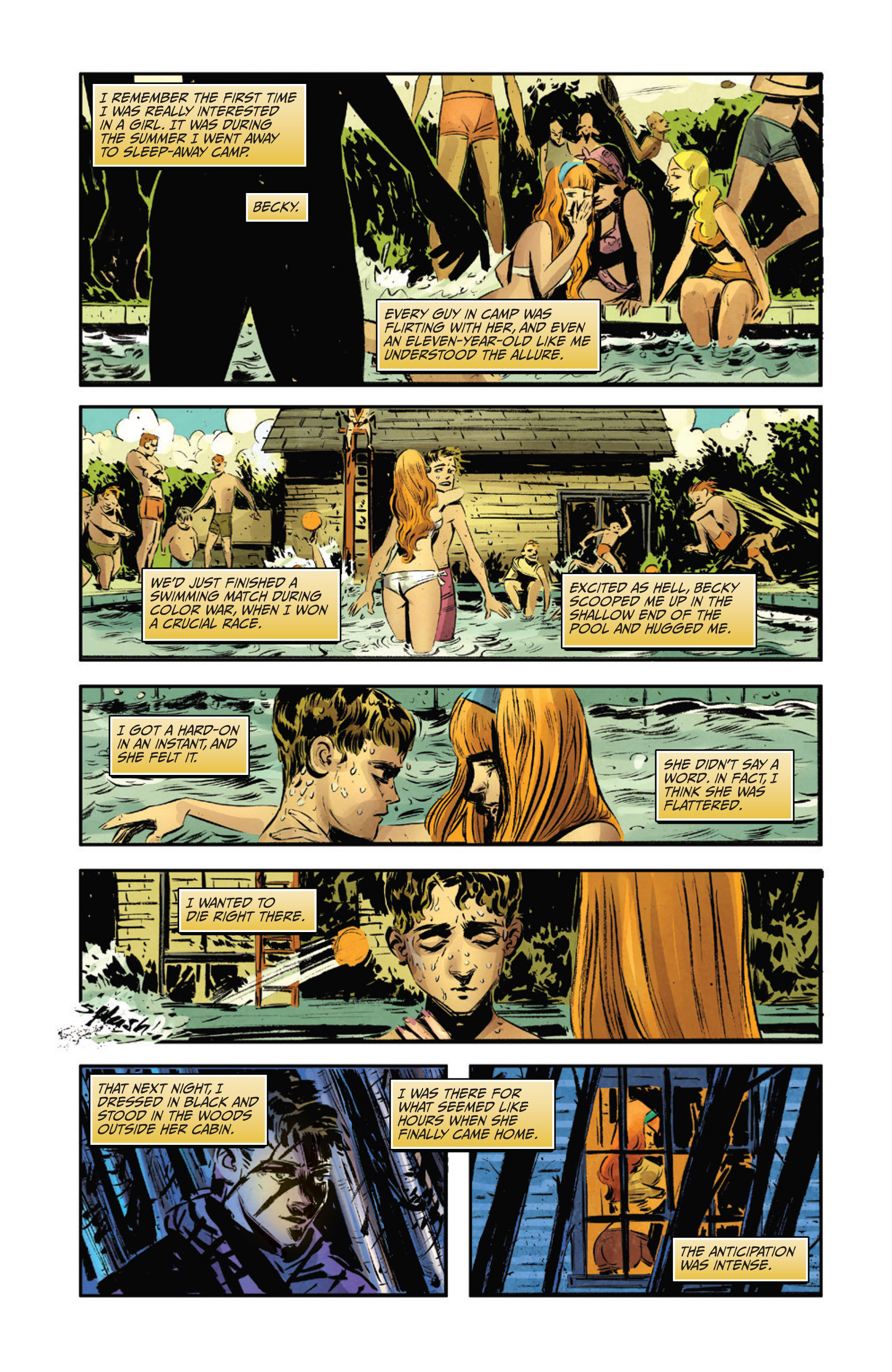 Read online Sex and Violence Vol. 2 comic -  Issue # Full - 47